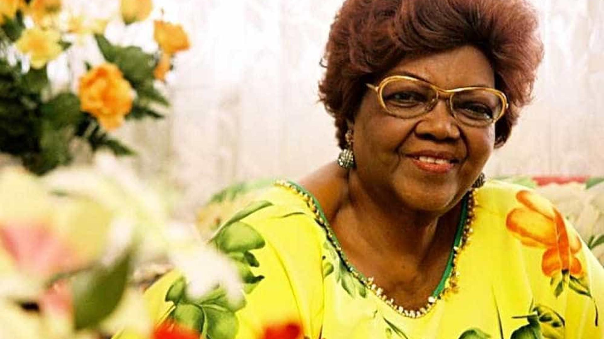 Morreu ícone do samba, Ivone Lara. Tinha 97 anos