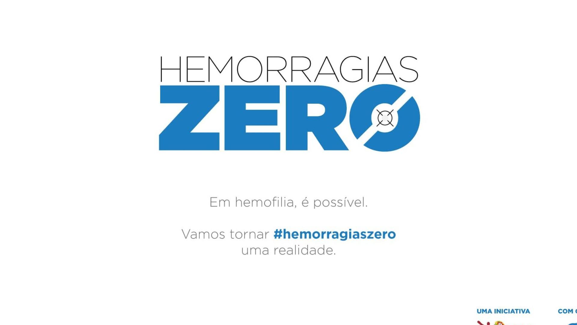 Em hemofilia é possível viver sem hemorragias