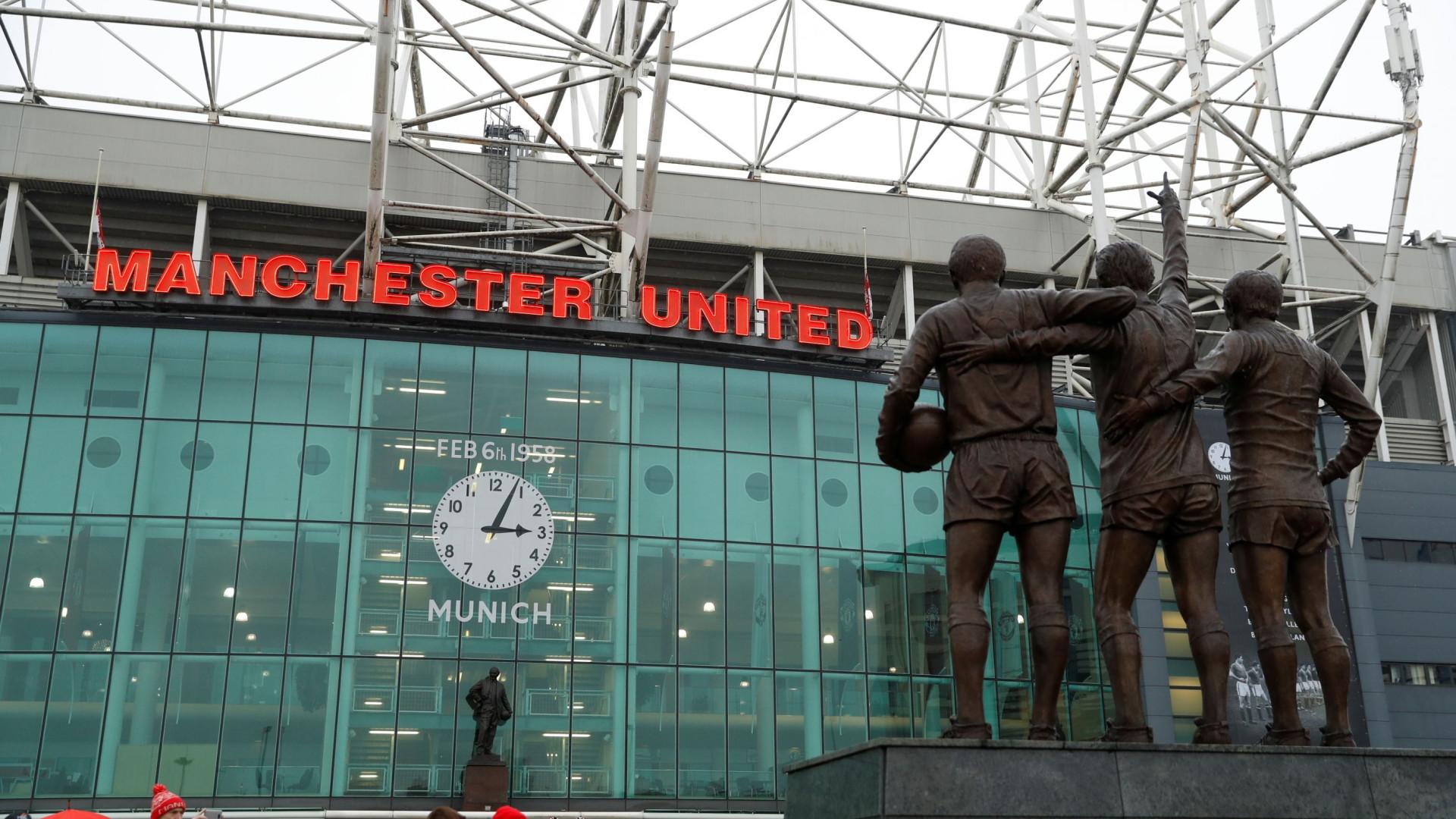 Manchester United procura treinador para a equipa feminina... na Internet