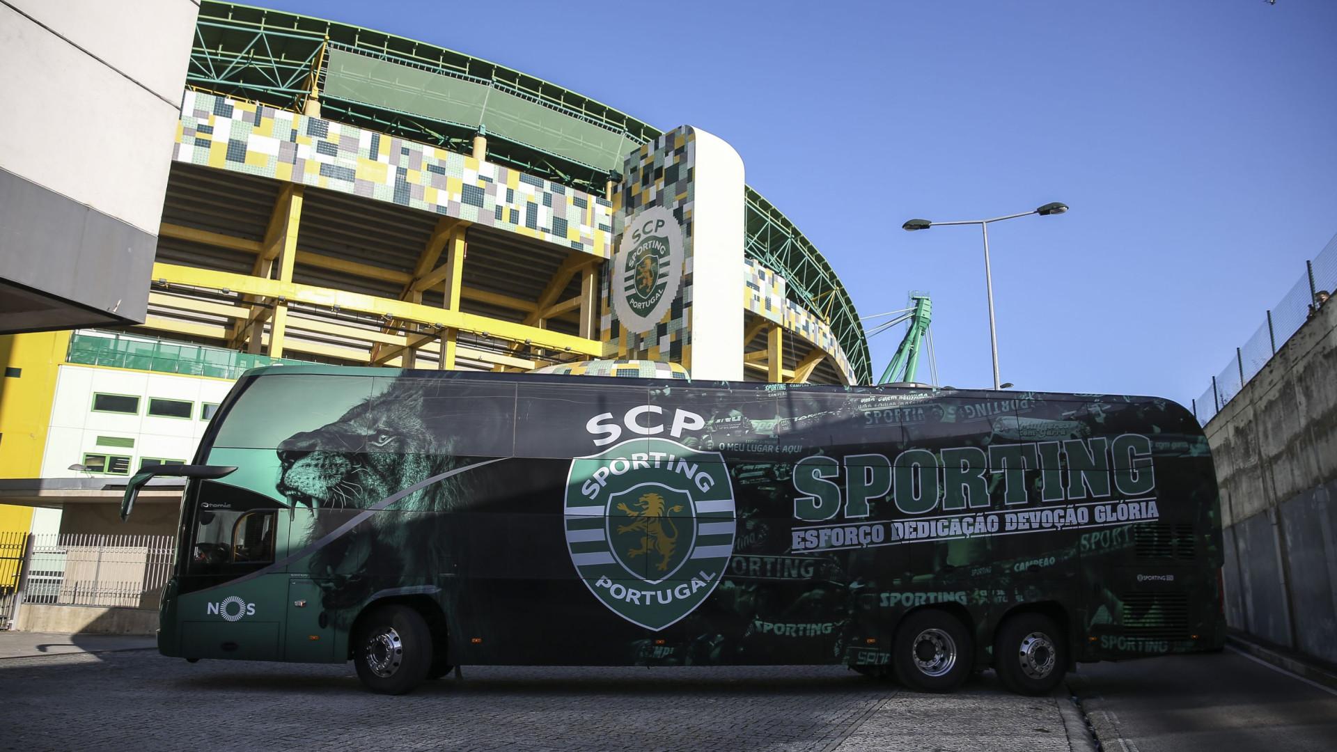Sporting confirma buscas e duas detenções em Alvalade