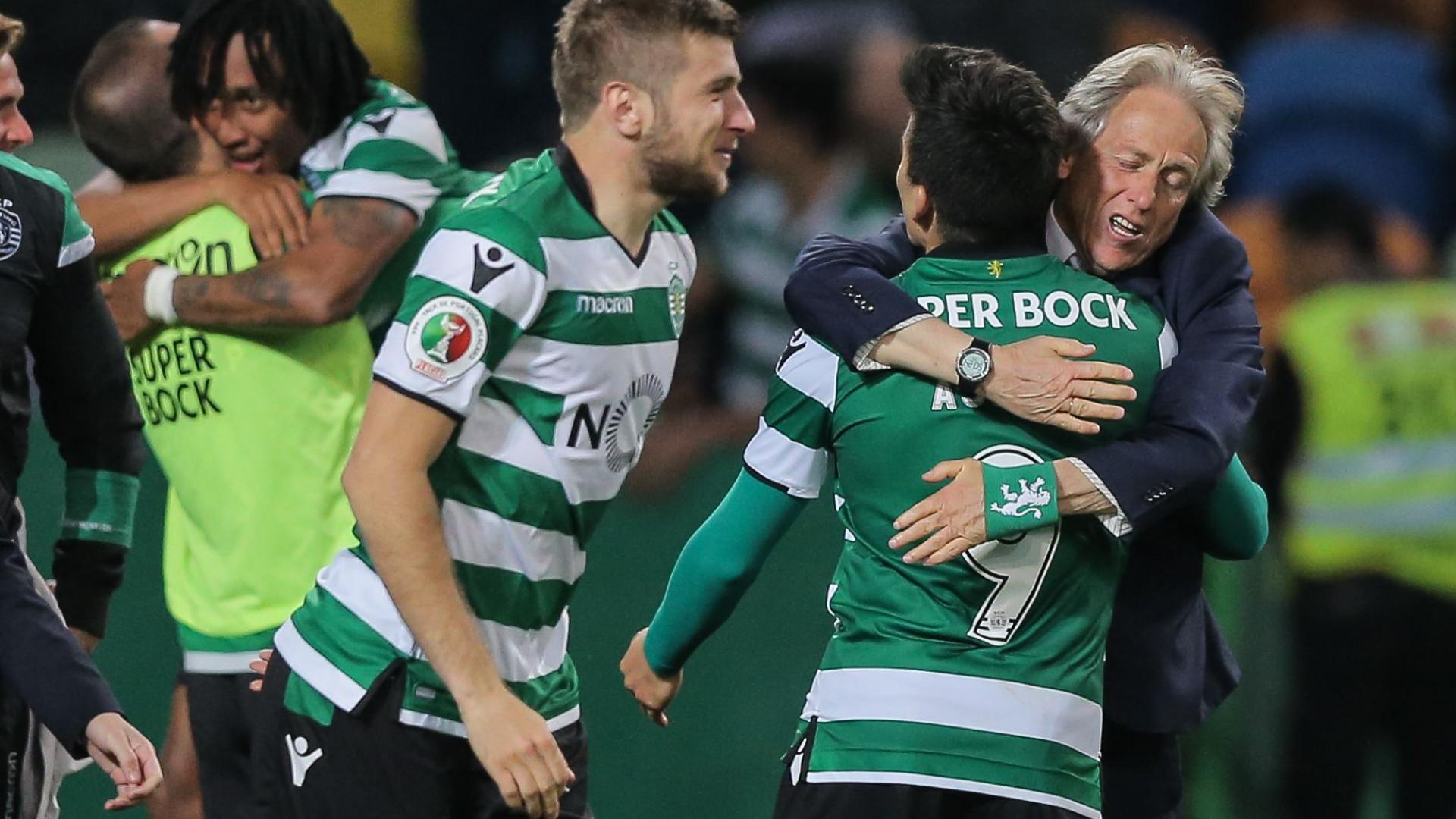 Sporting bate FC Porto nos penáltis e está na final da Taça