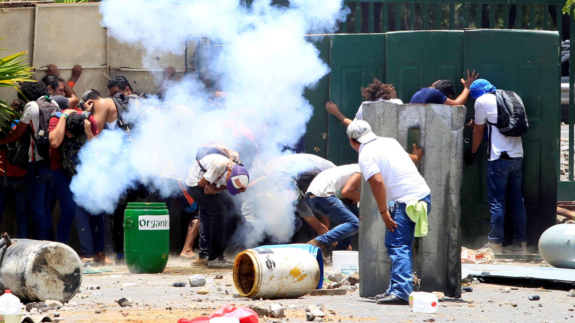 Nicaragua. Exército na rua e 25 mortos em protestos anti-Ortega