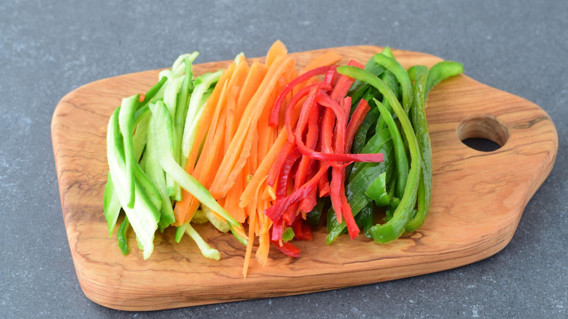 Vegetais crus são a melhor forma de garantir a saúde mental
