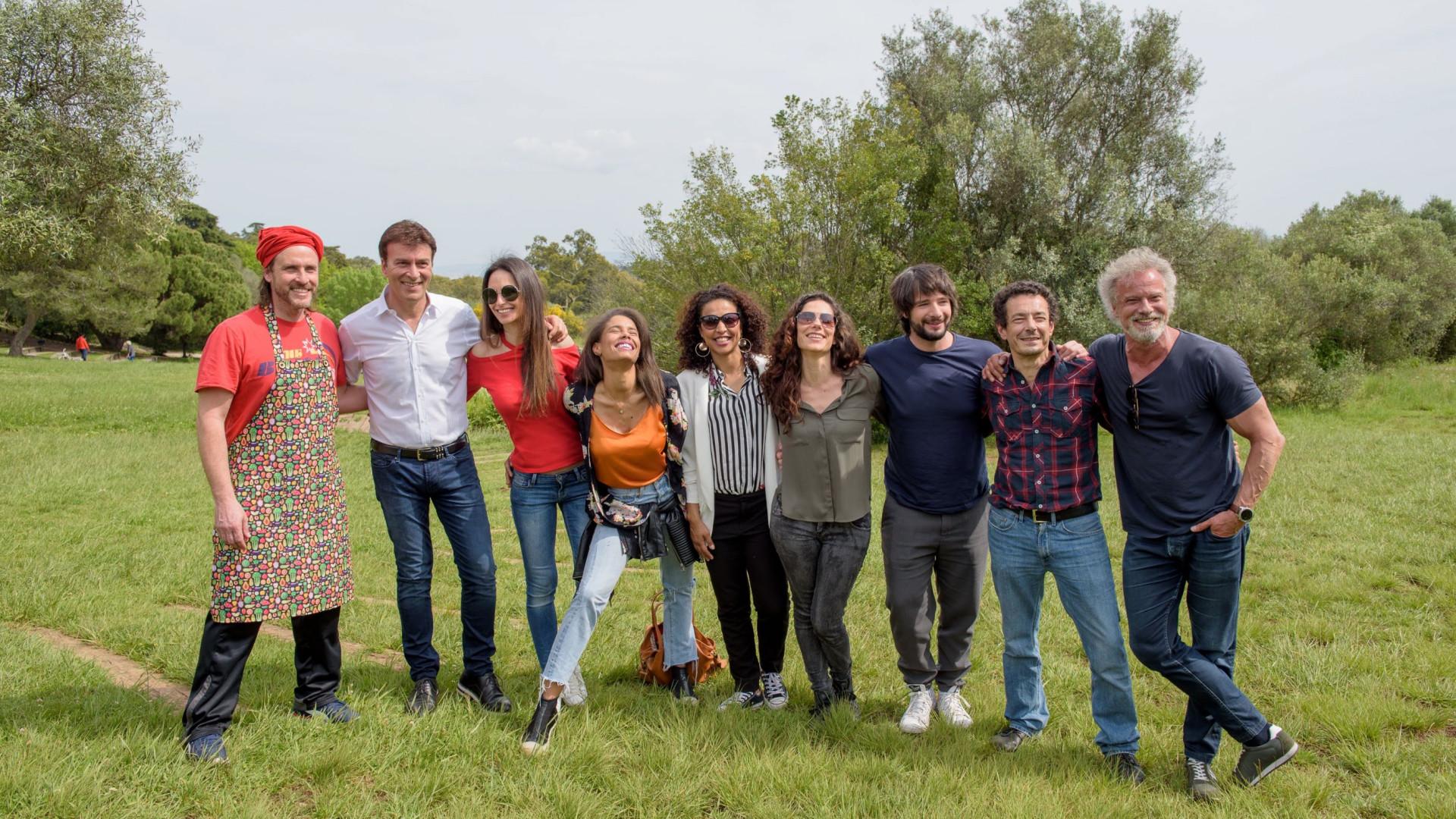 Figuras públicas portuguesas unem-se em campanha de sensibilização