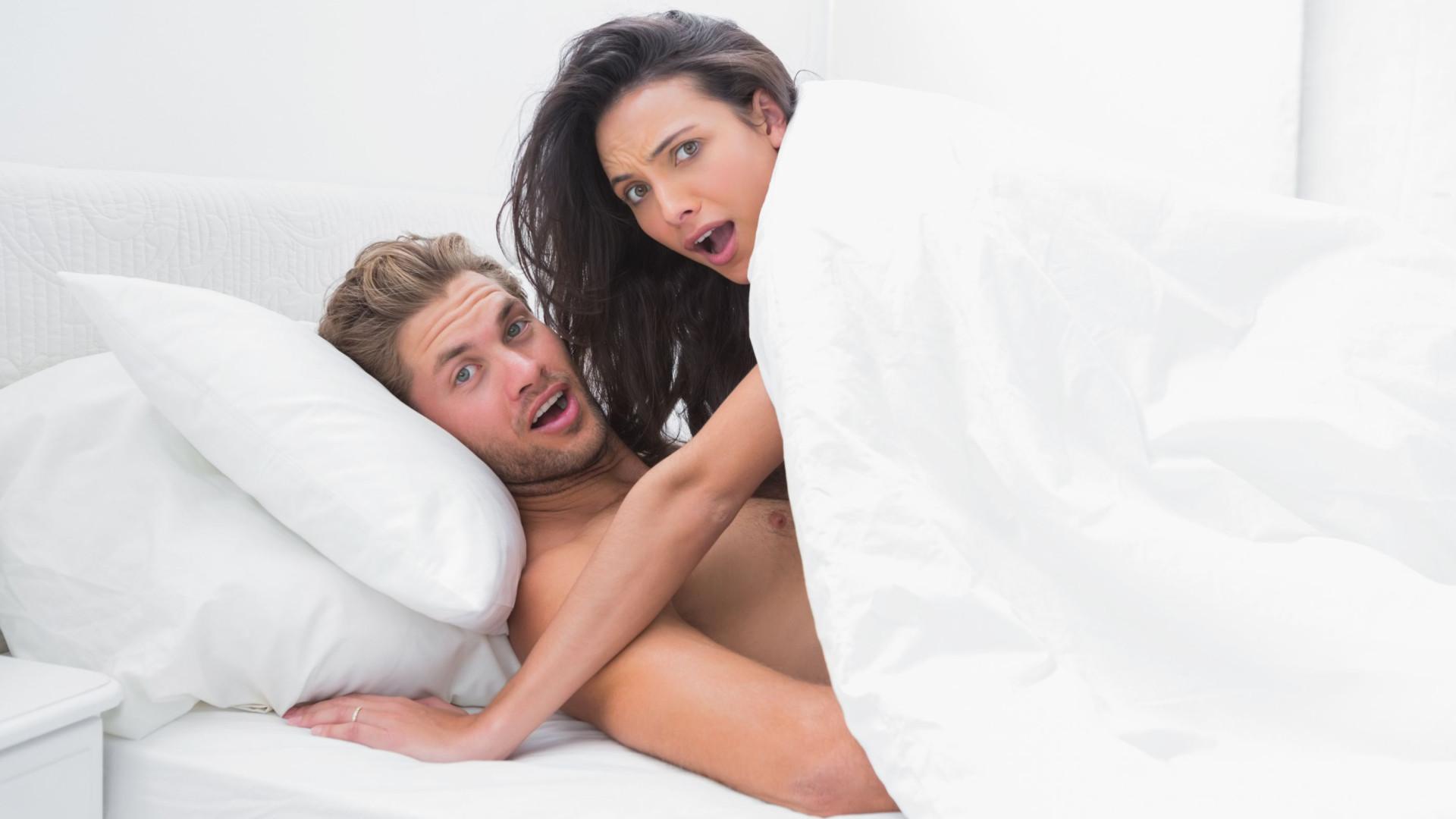 Há quem seja alérgico ao sexo por estes motivos (sim, é verdade)