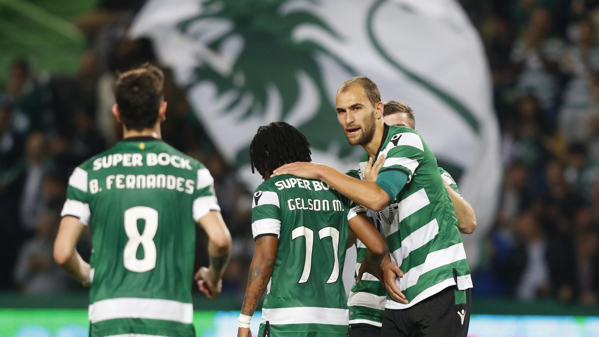 Sporting venceu o Boavista por 1-0 num duelo relativo à 31.ª jornada da  Liga portuguesa. 2485faff19df7