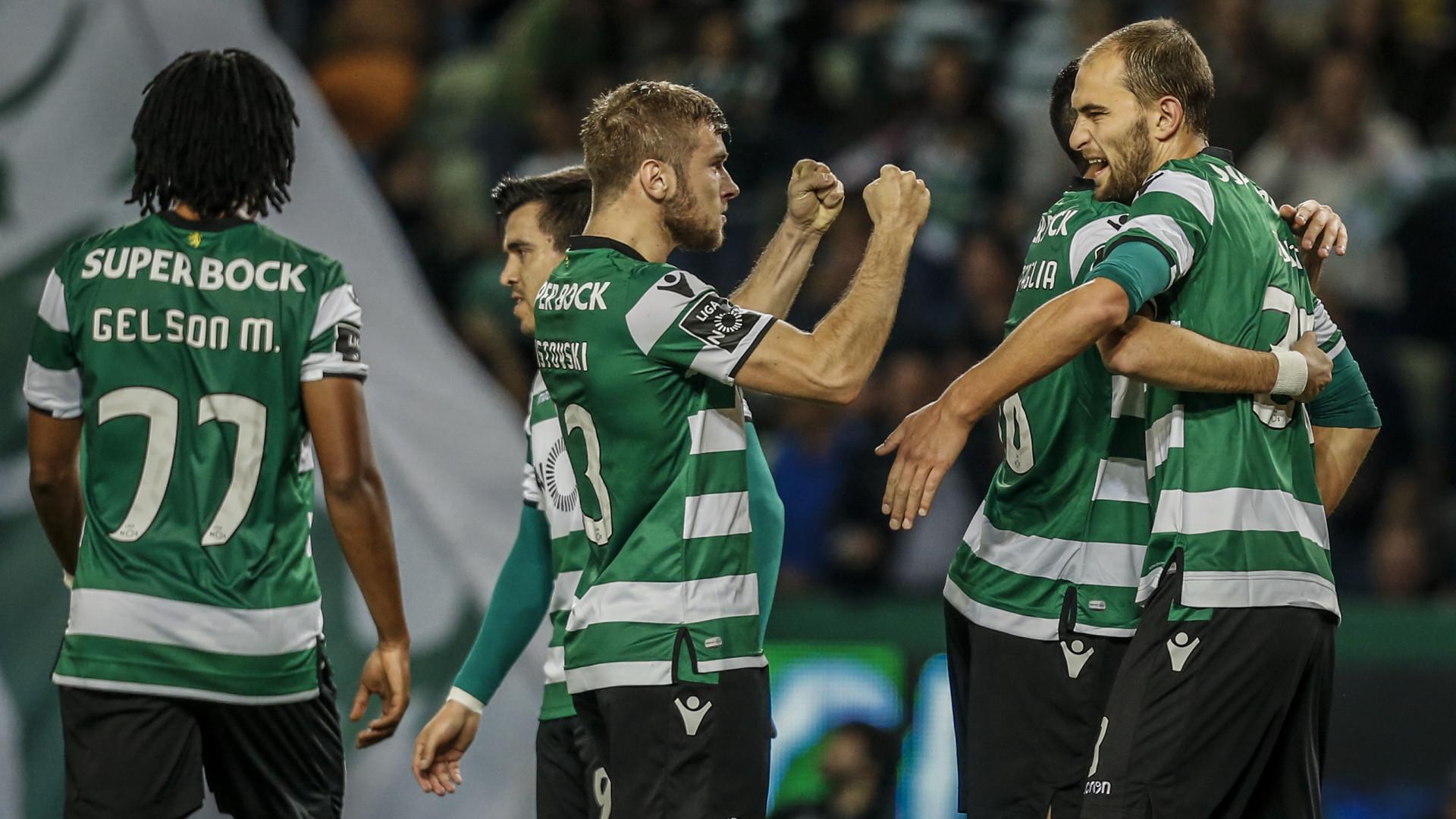 'Muro' de Alvalade continua sem cair e Dost continua a 'penalizar' rivais