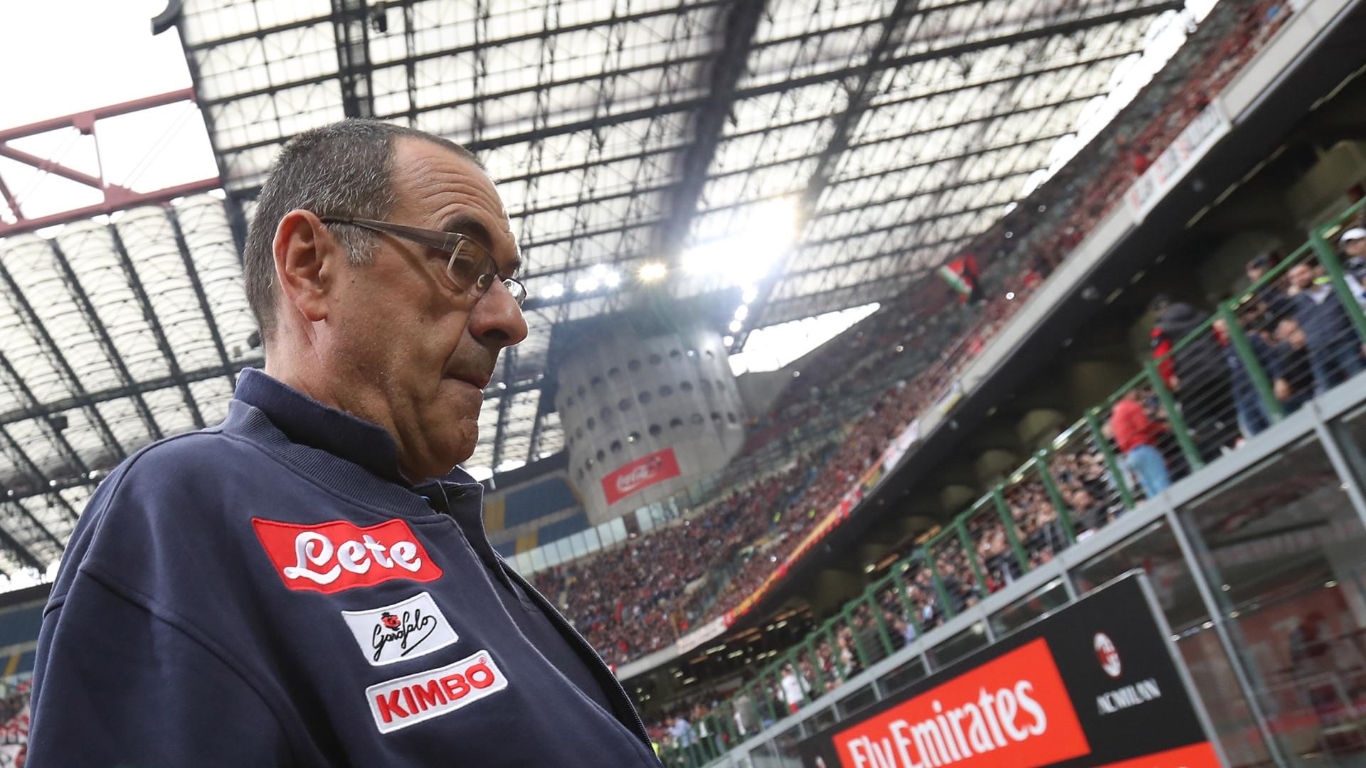 Maurizio Sarri oficializado como novo treinador do Chelsea