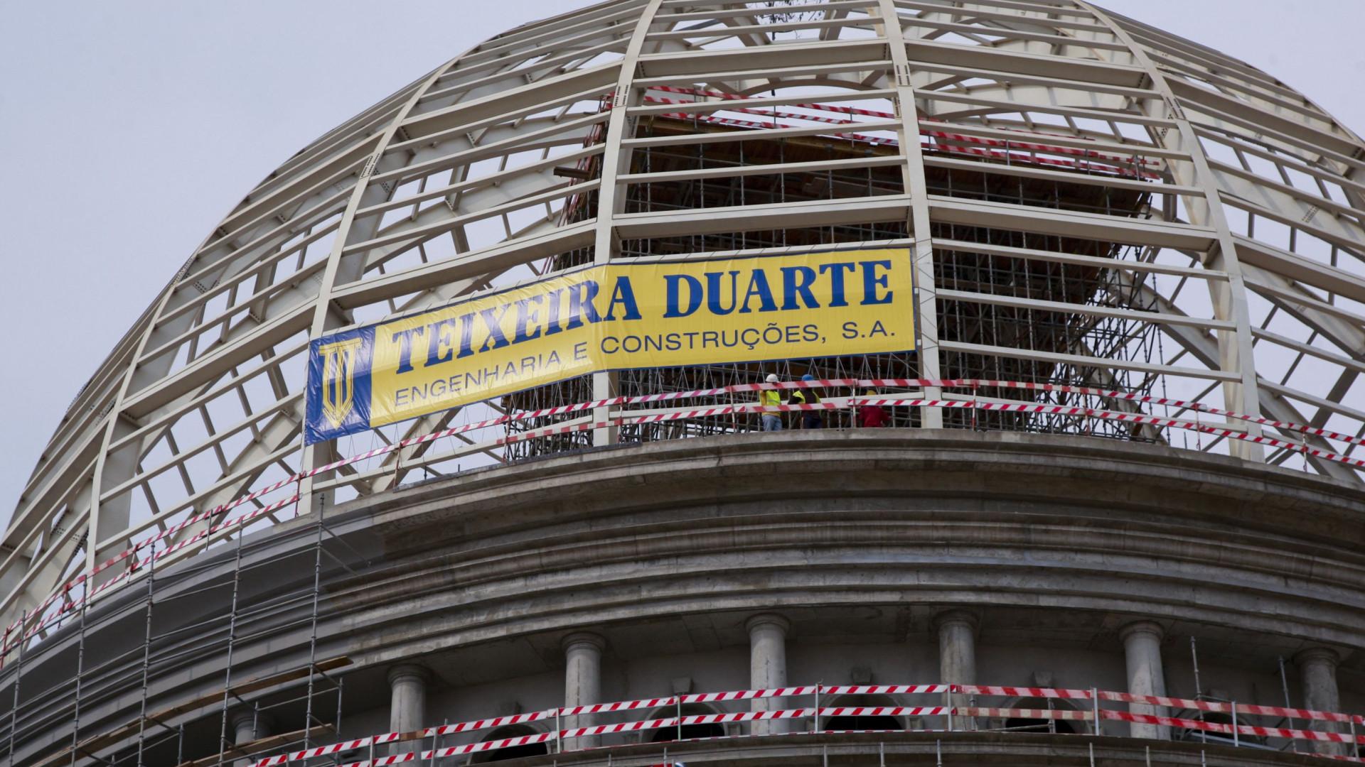 Acionistas da Teixeira Duarte aprovam aplicação de resultados negativos
