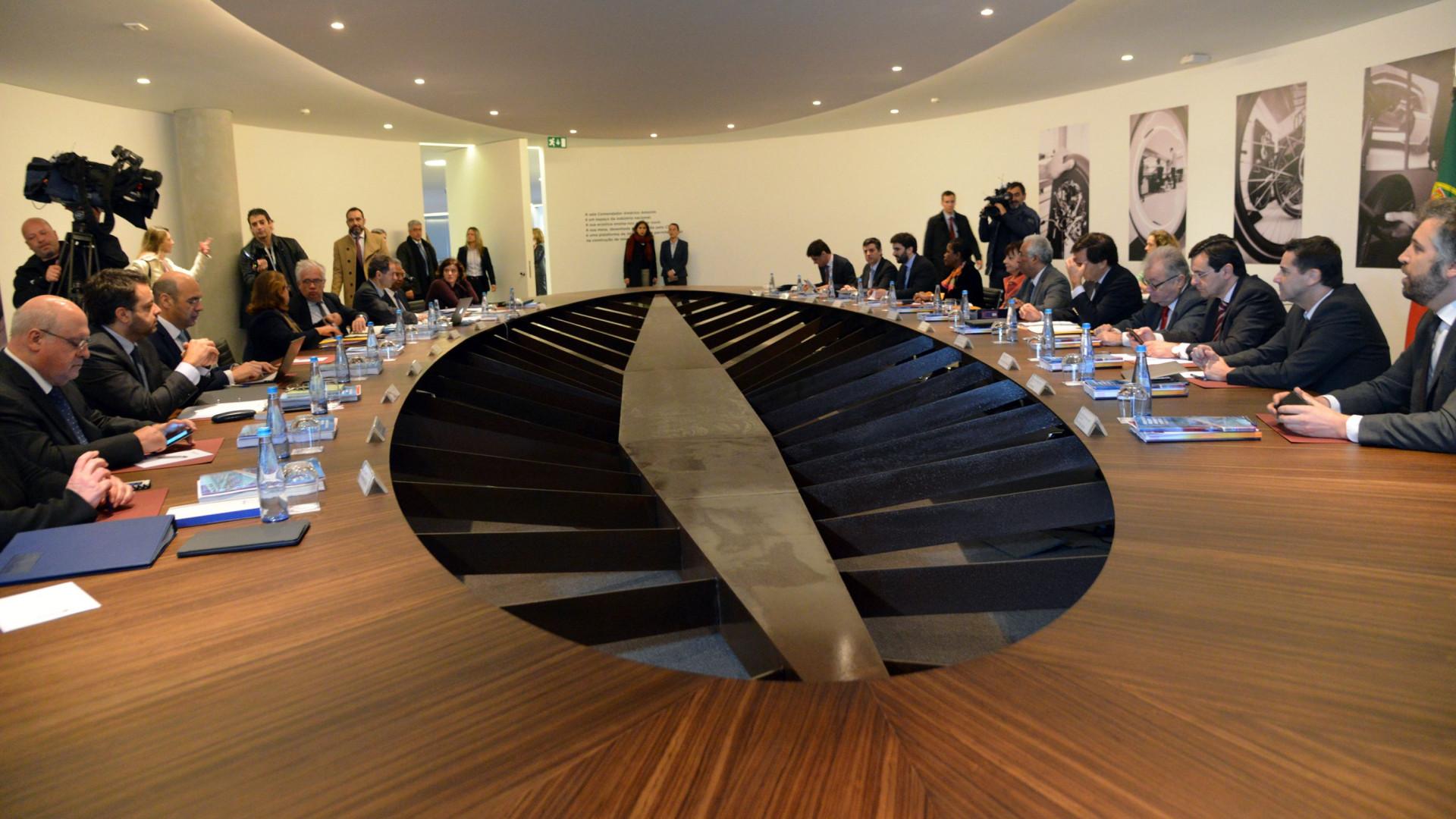 Conselho de Ministros extraordinário hoje na Pampilhosa da Serra