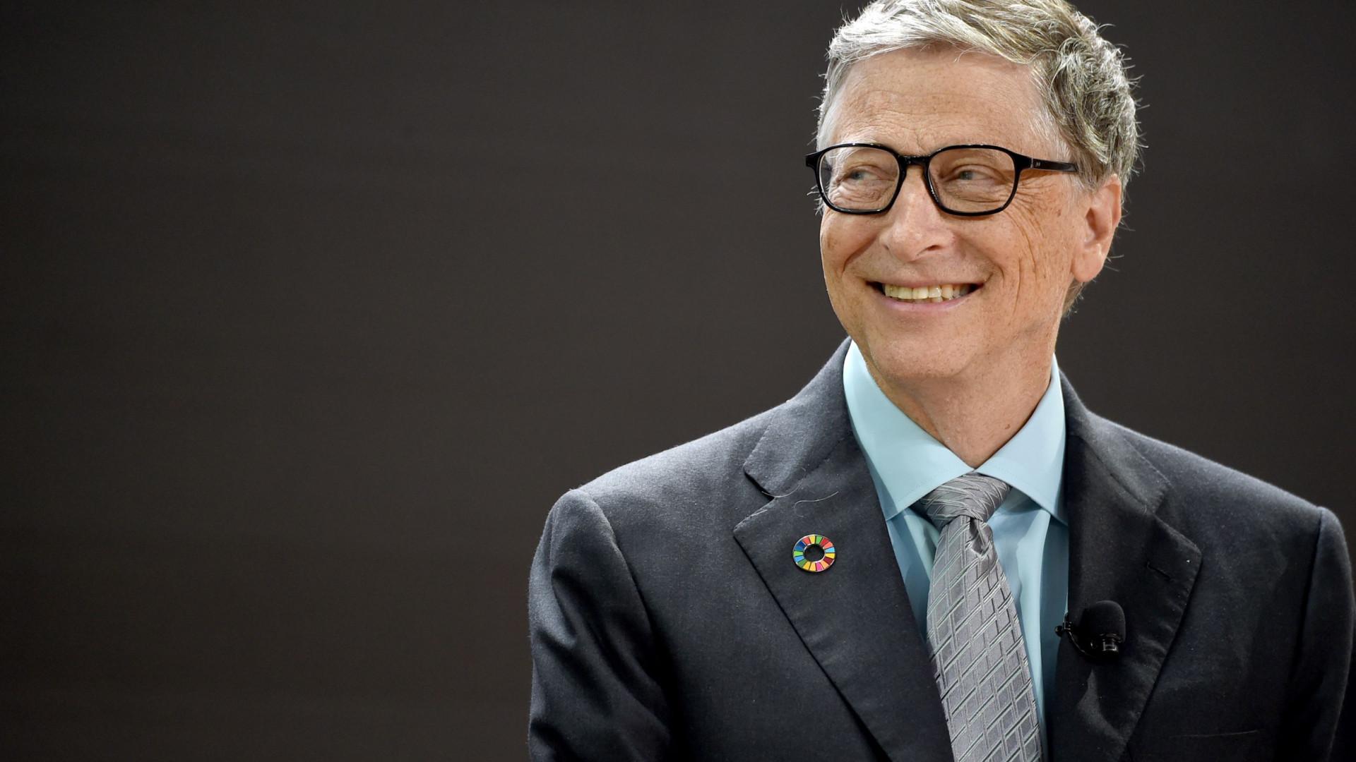 Comissão e Bill Gates lançam parceria de 100 milhões para inovação