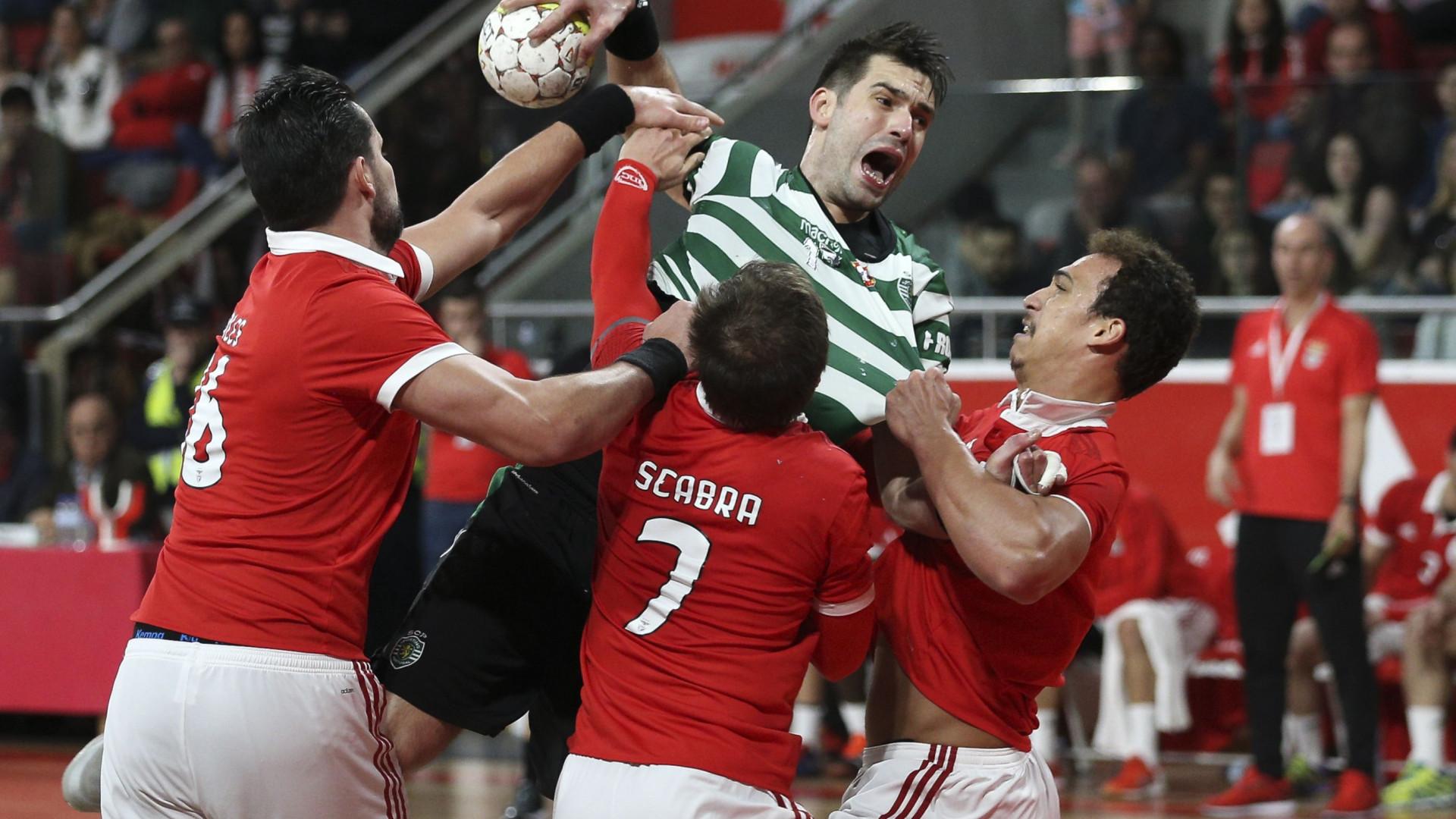 Federação de Andebol denuncia Sporting ao MP e faz participação