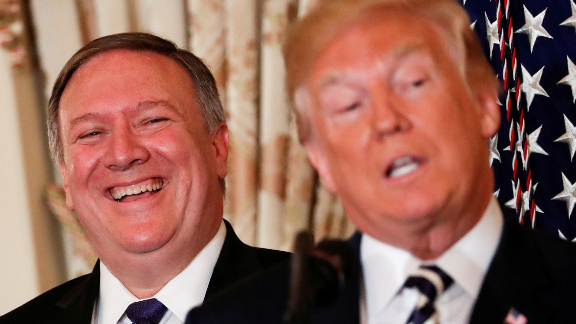 """EUA mantêm sanções até """"completa desnuclearização"""" da Coreia do Norte"""