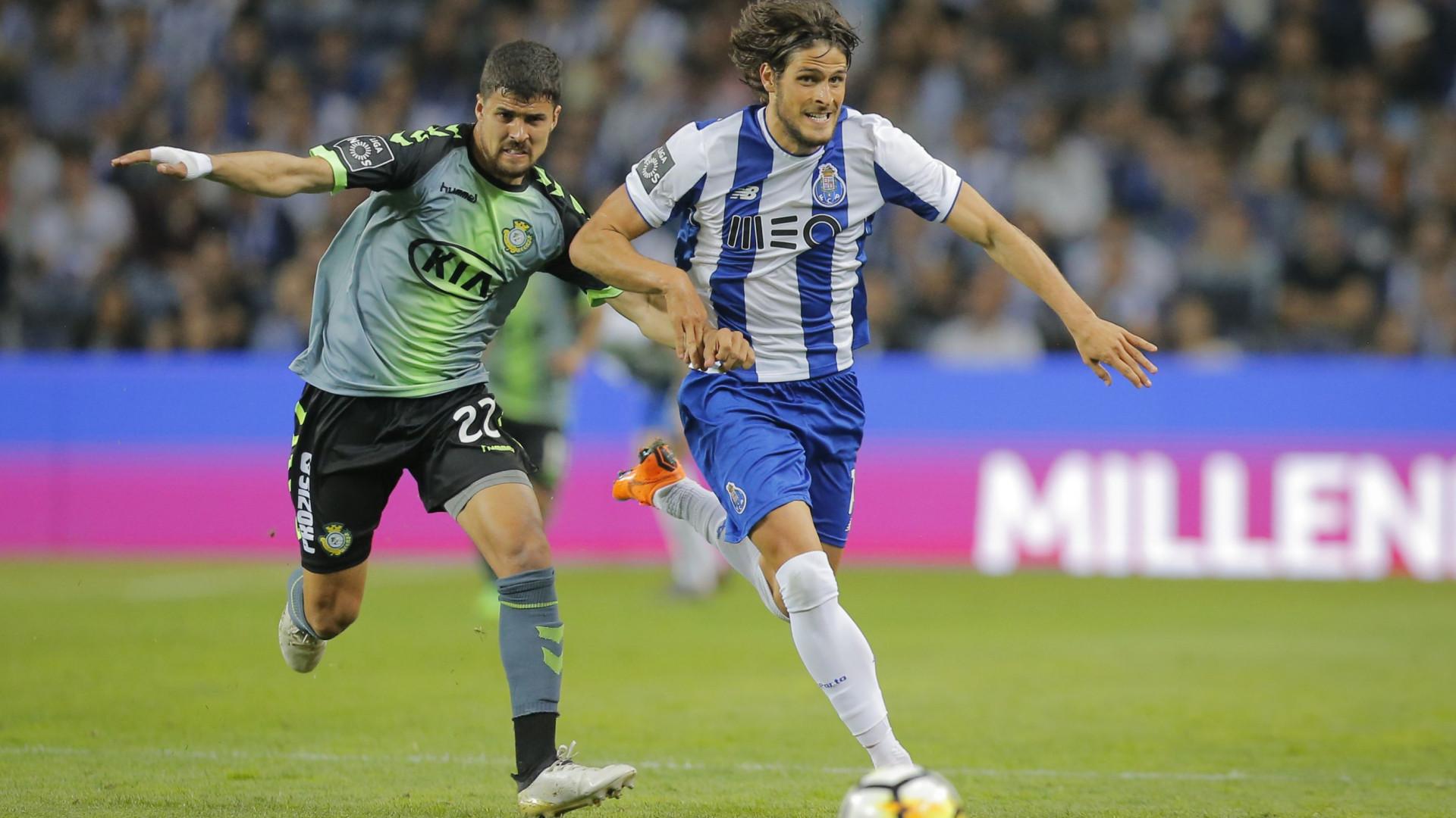 Dinamo Kiev sonda FC Porto por Gonçalo Paciência
