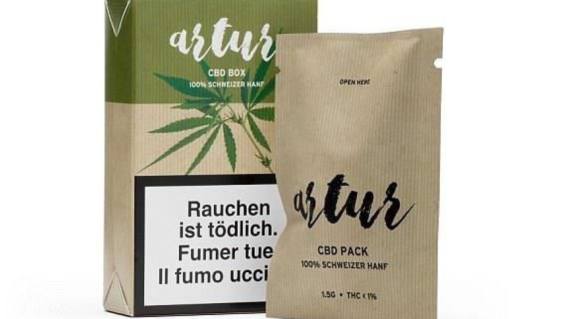Suíça. Cadeia de supermercados Lidl vende canábis
