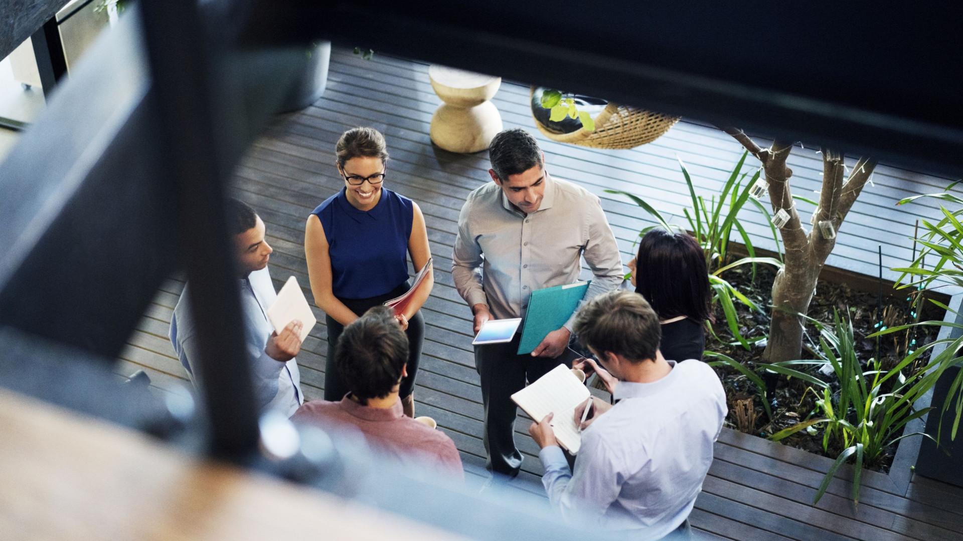 Empresas com práticas de gestão têm melhor desempenho económico