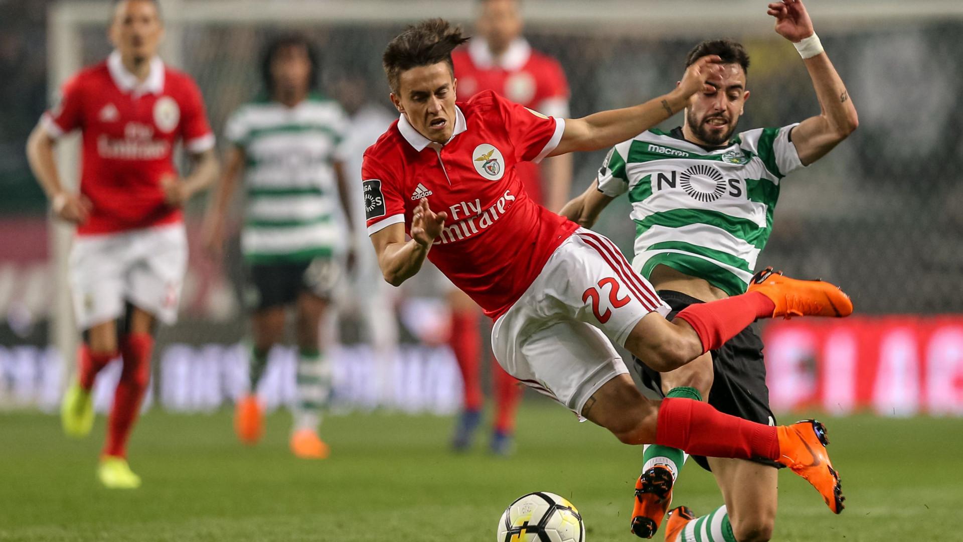 Benfica oferece quatro milhões de euros a Bruno Fernandes