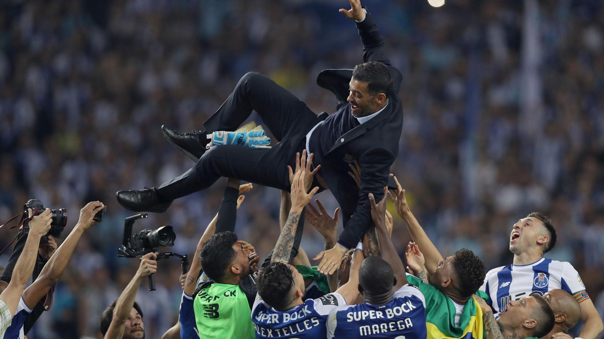 FC Porto demonstrou que Estádio do Dragão rima com campeão 166078427064d