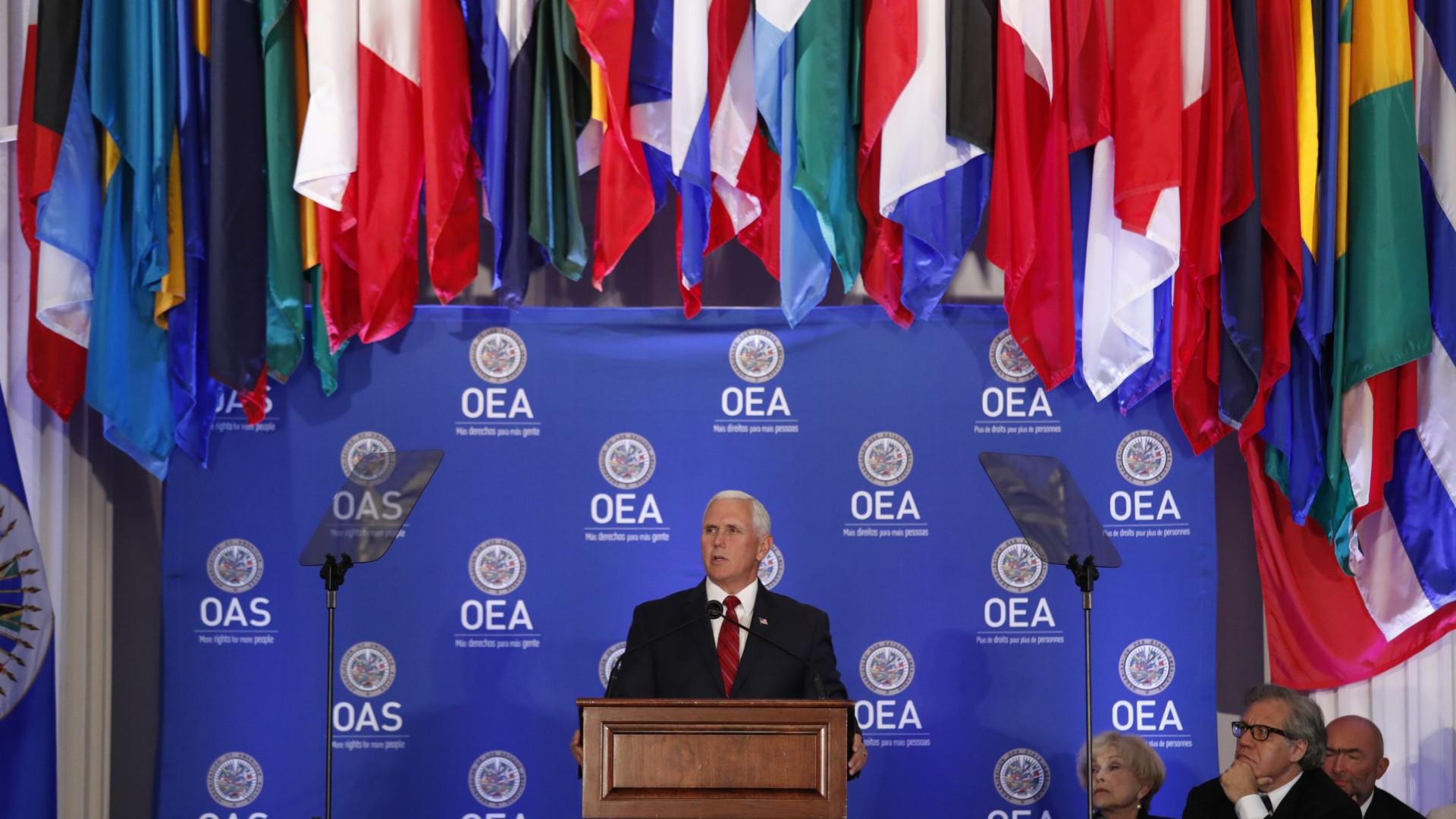Washington deverá anunciar hoje novas sanções contra Venezuela