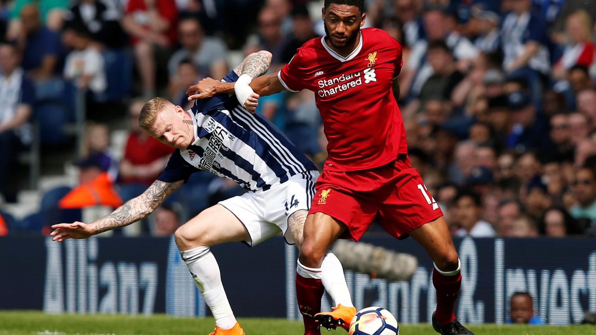 Joe Gomez desfalca Liverpool por seis semanas devido a fratura na perna