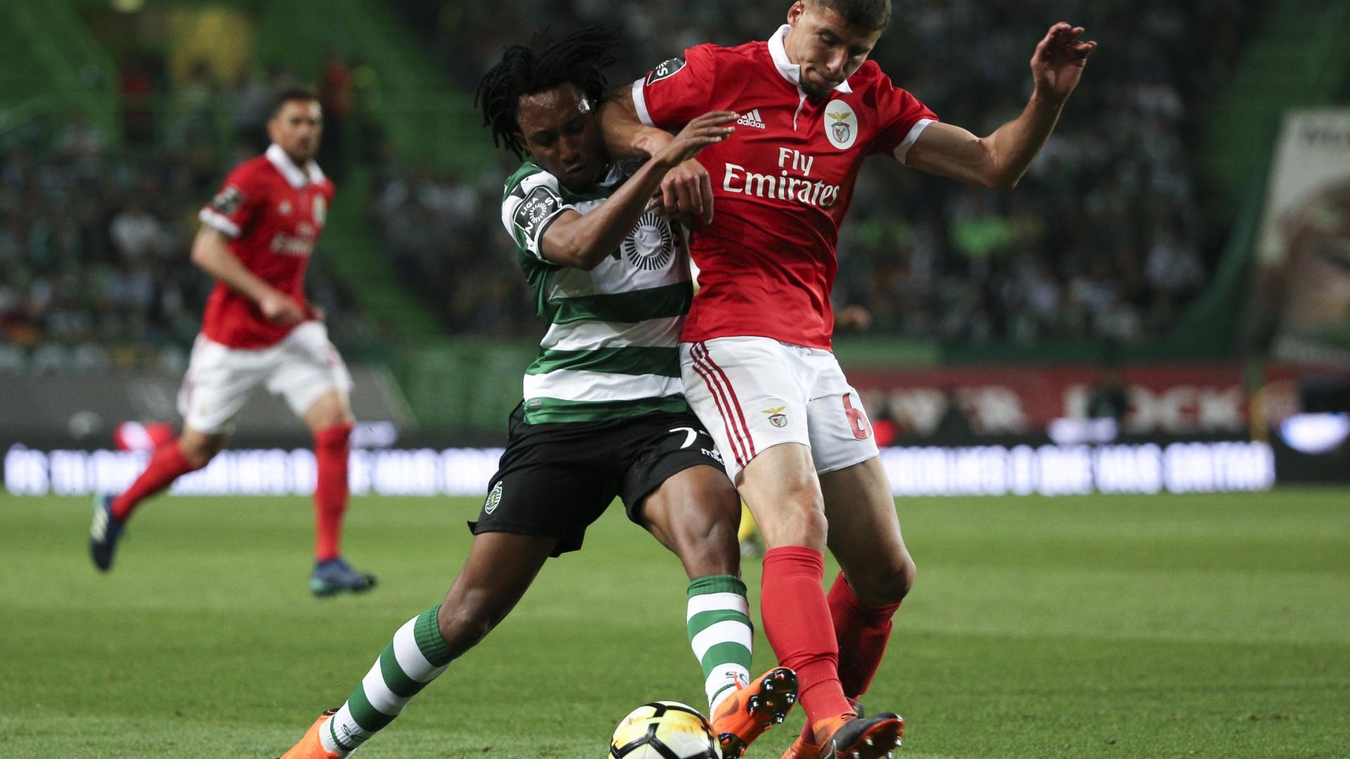 Ruben Dias suspenso por dois encontros