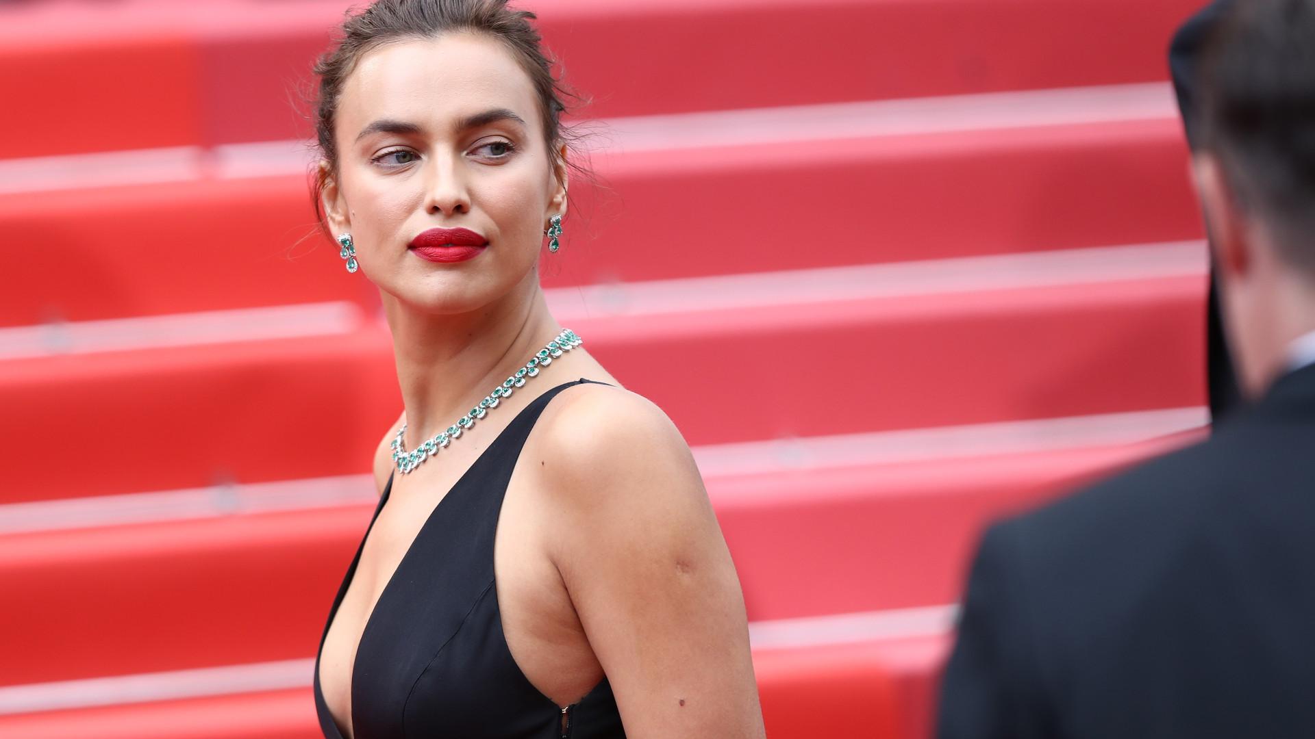'À moda russa': O tipo de educação que Irina Shayk dá à filha