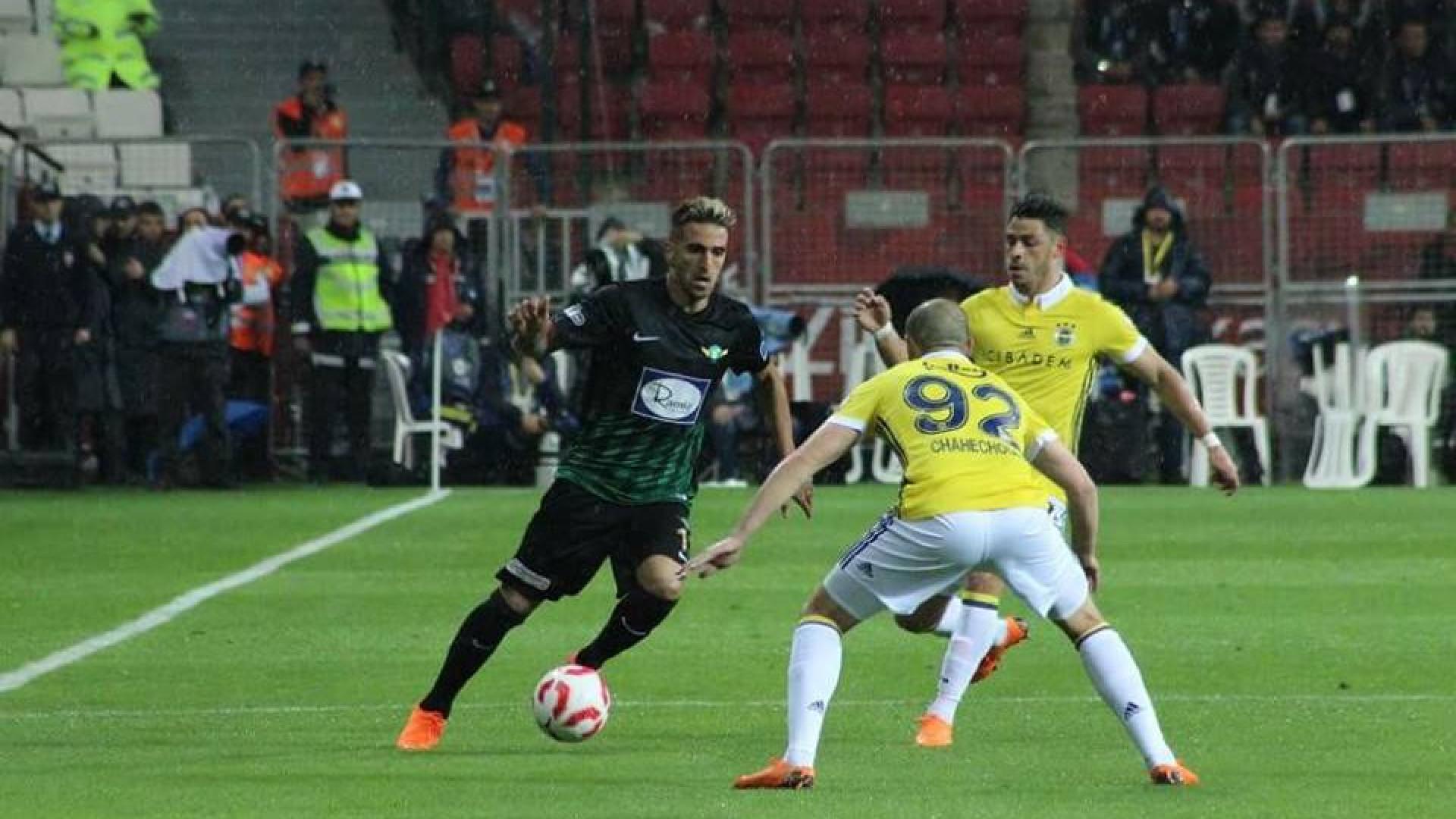 Akhisar conquista Taça diante do Fenerbahçe com golos portugueses — Surpresa na Turquia