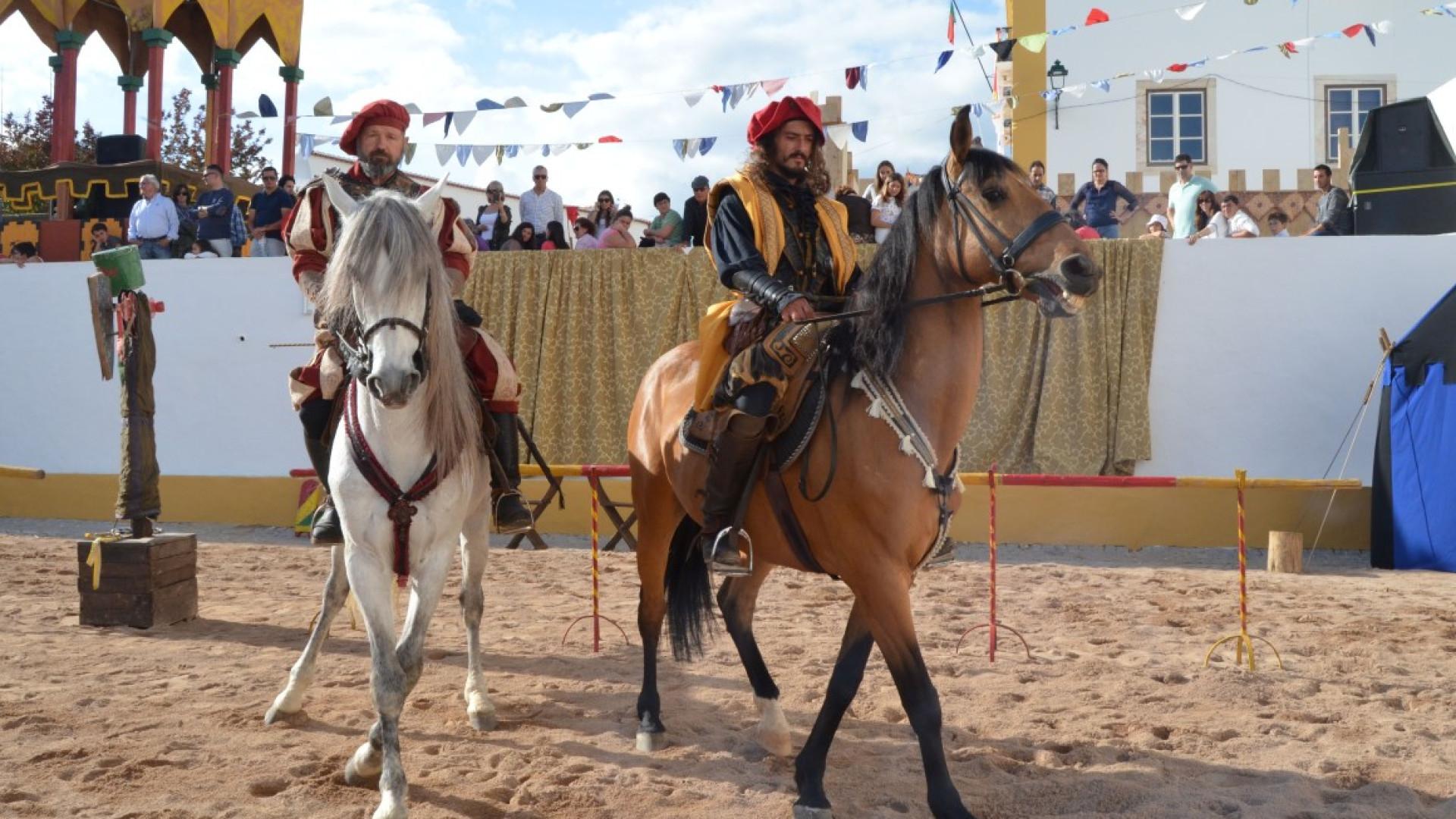 Feira Medieval Ibérica de Avis reconstitui reinado de D. João I