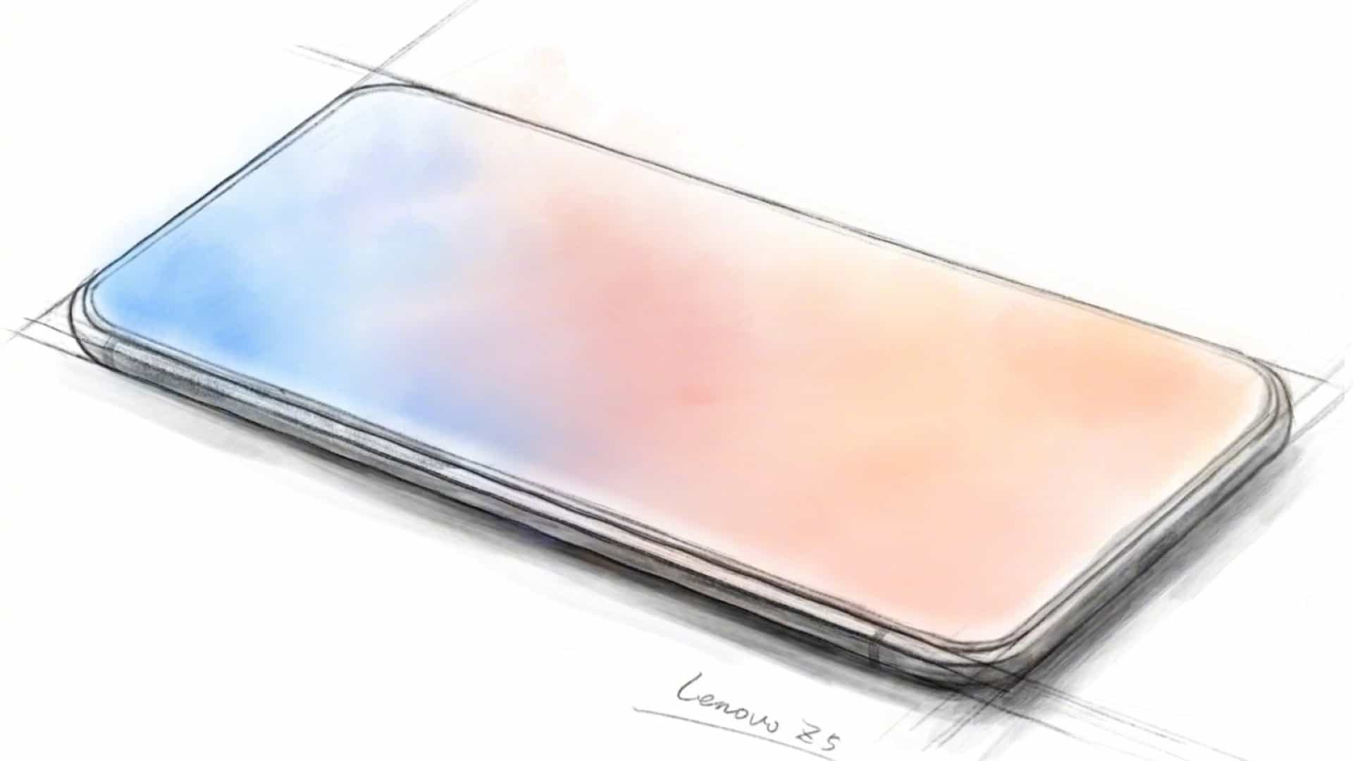 Rascunho pode ter revelado o novo smartphone da Lenovo