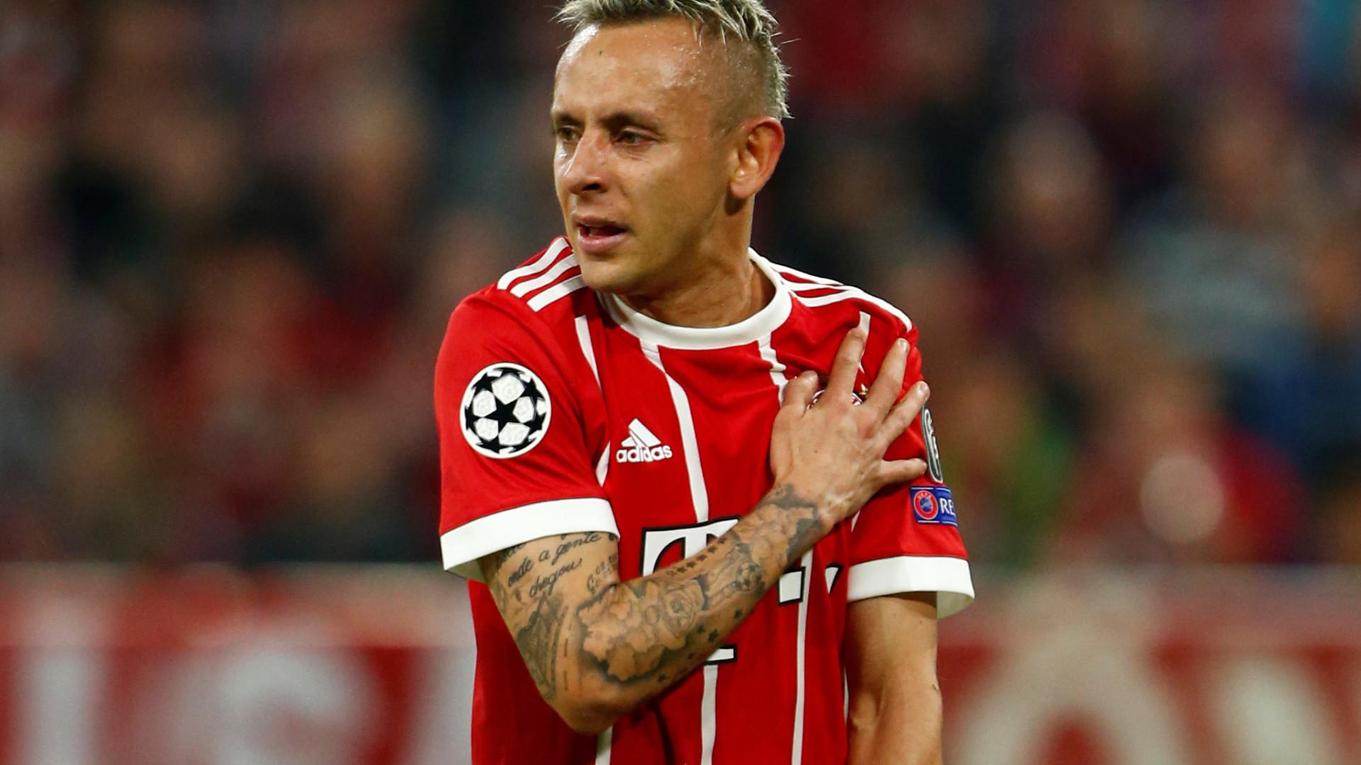 Bayern renova contratos de Rafinha e Robben até junho de 2019