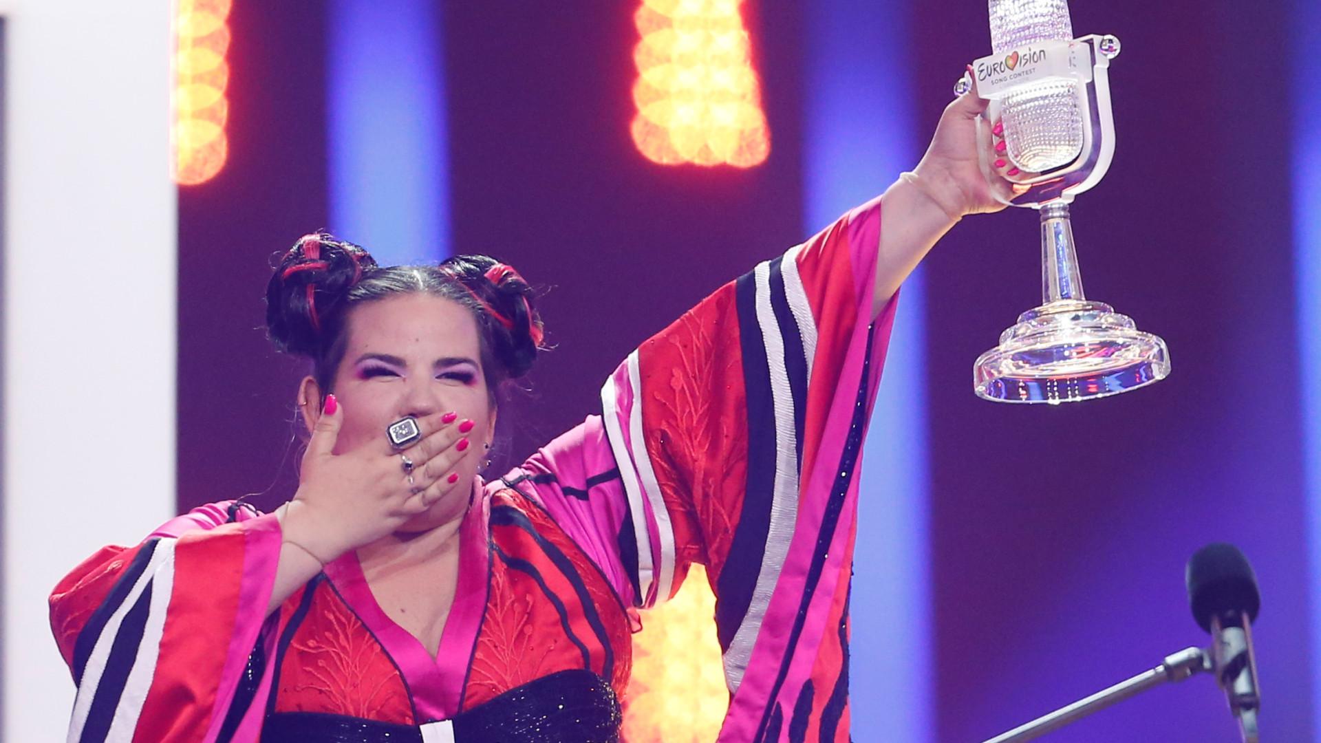 RTP bate recorde de audiências da última década graças à Eurovisão