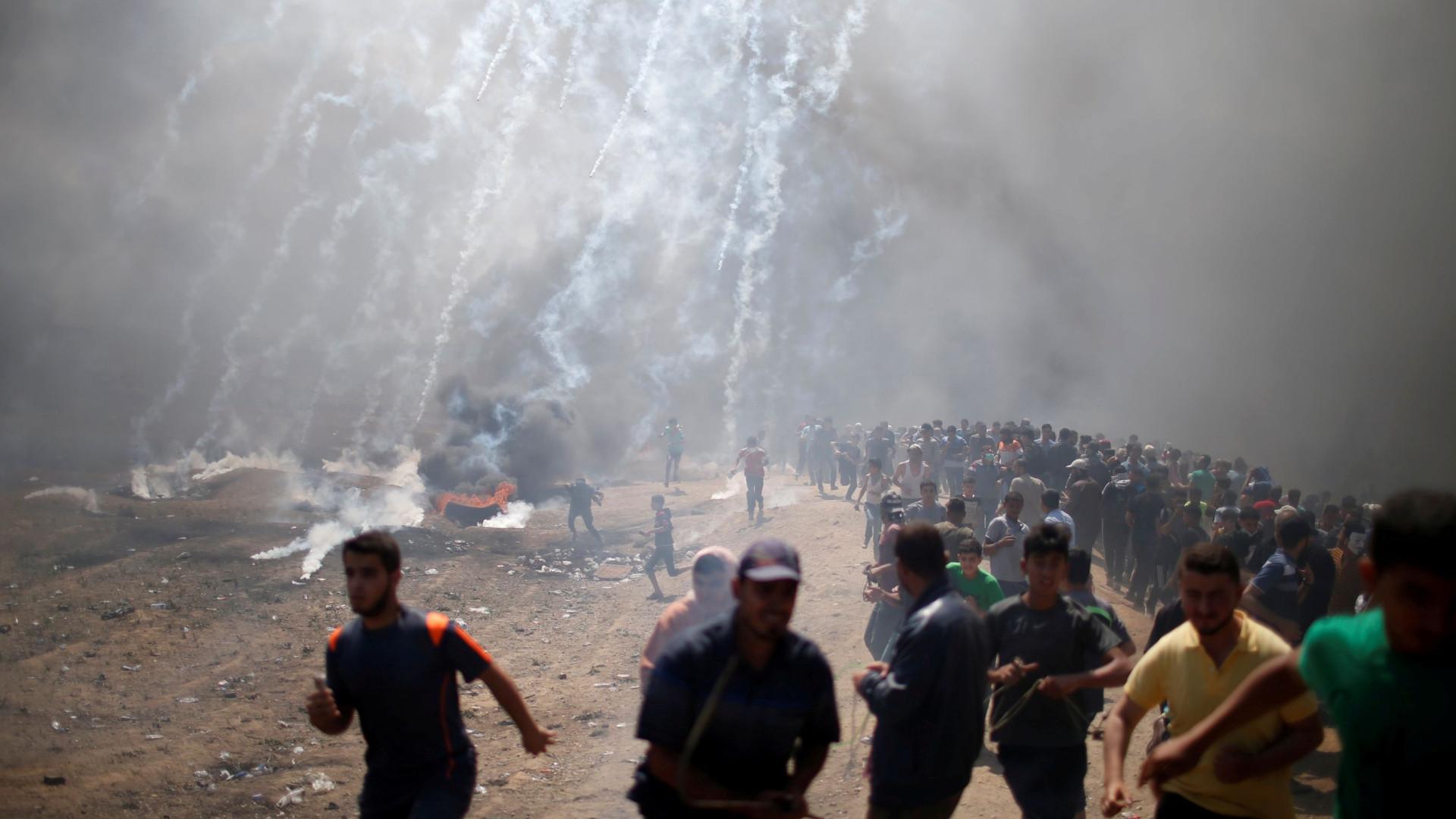 Tensão entre Turquia e Israel sobe após mortes na faixa de Gaza