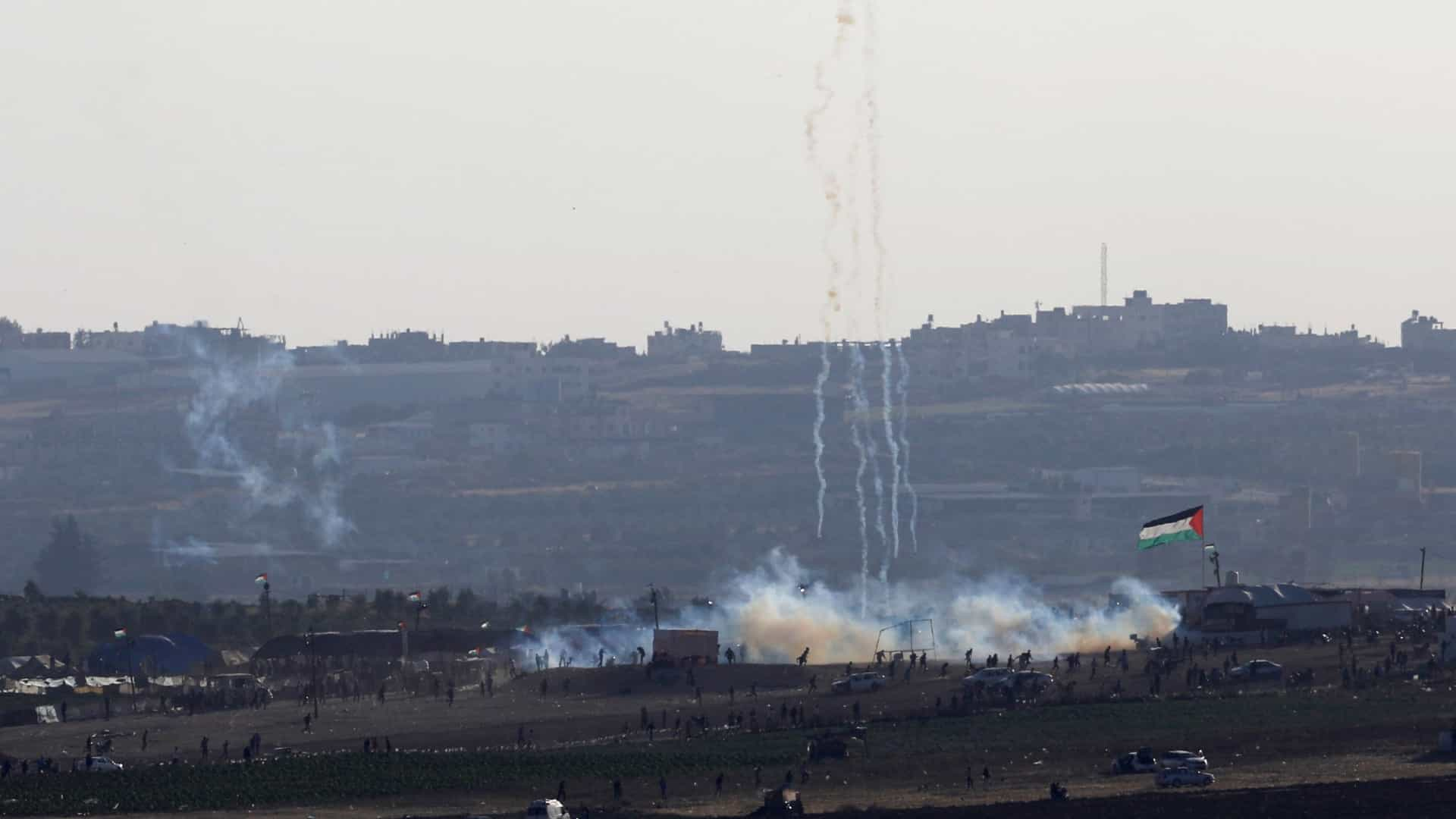 EUA bloqueia na ONU investigação independente por massacre em Gaza