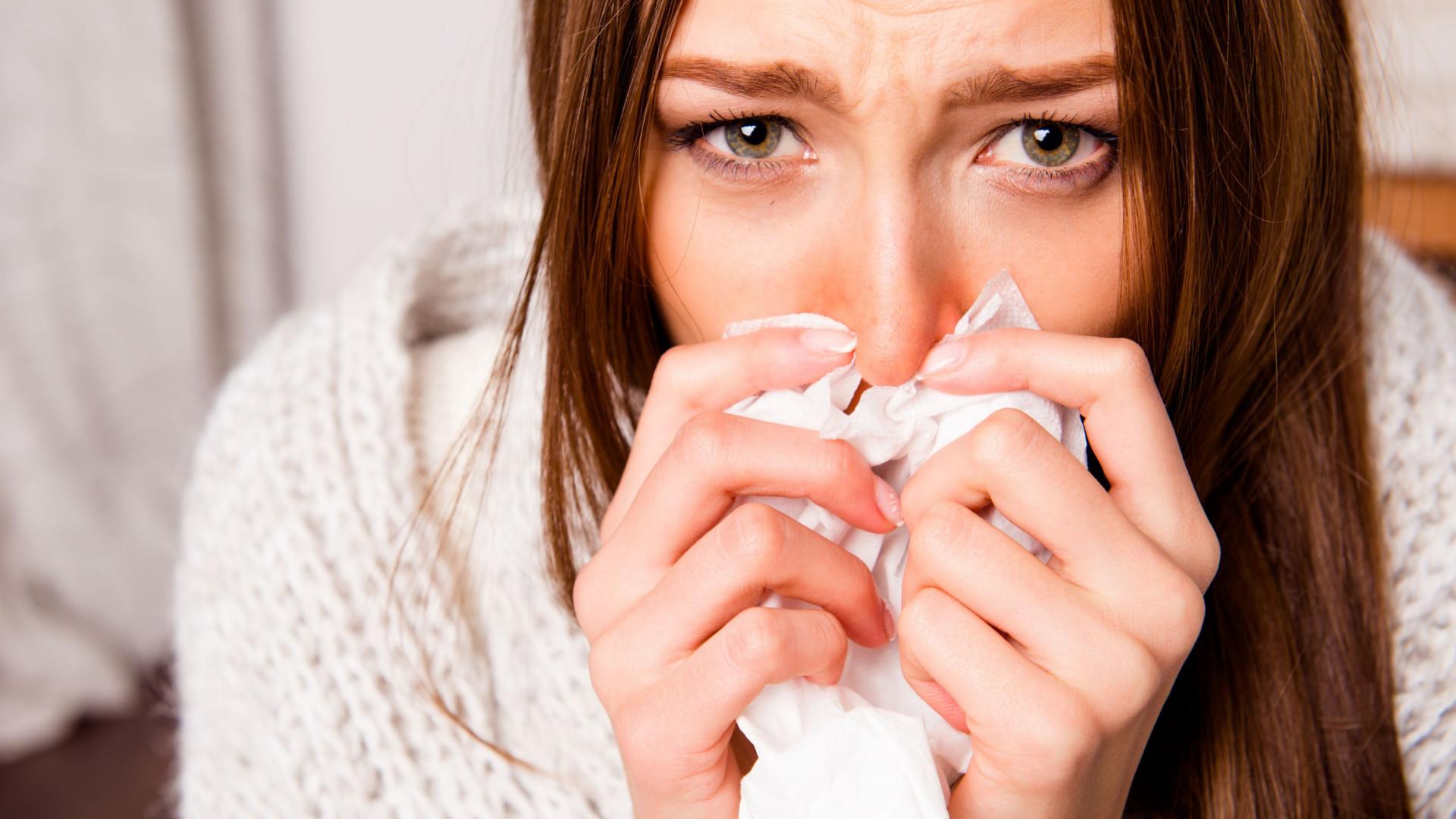 Descoberta nova molécula que promete curar a gripe (xô, espirros e tosse)