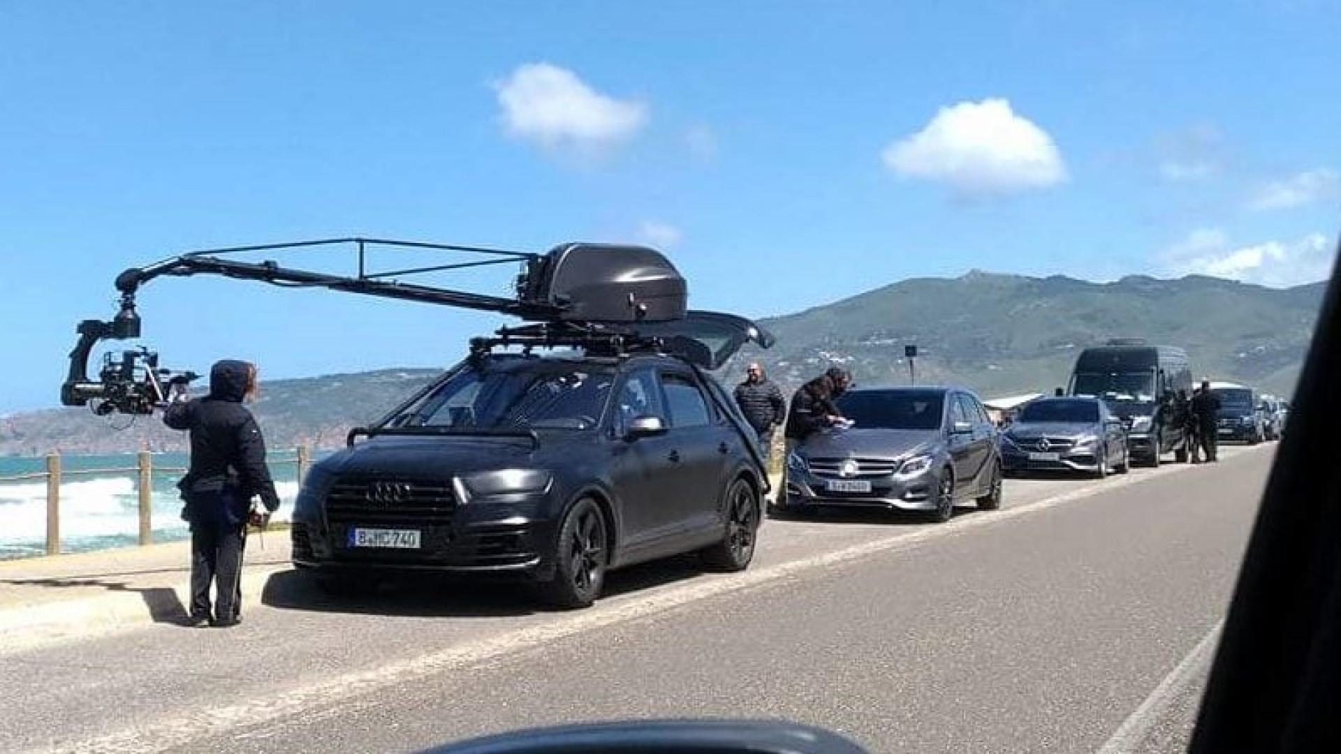 Mercedes-Benz grava anúncio em Portugal... com um Audi
