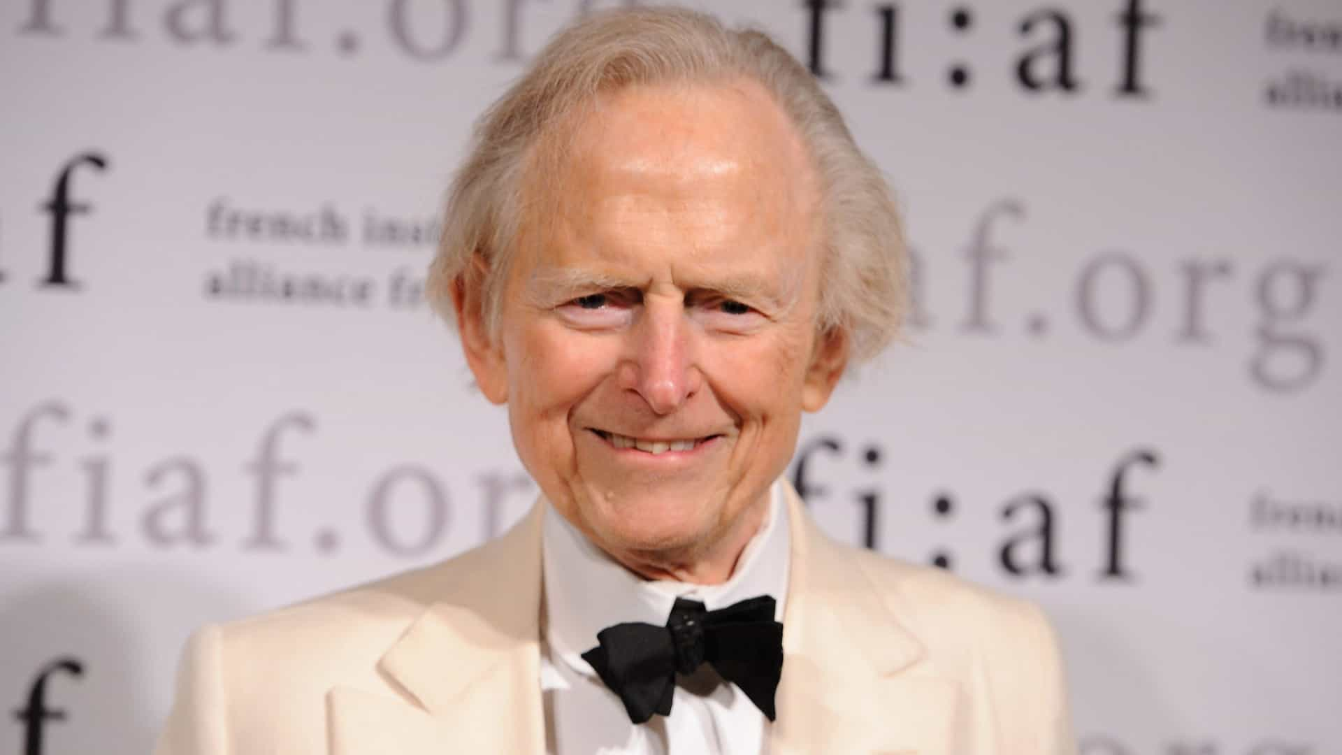 A morte de Tom Wolfe
