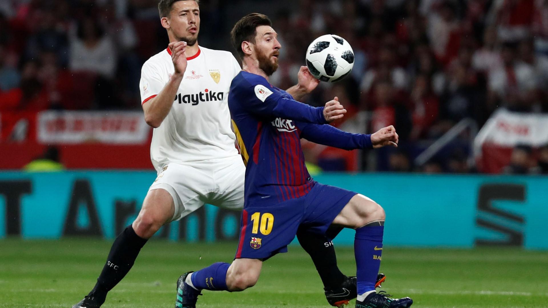 Assinou pelo Barcelona e já está aliviado