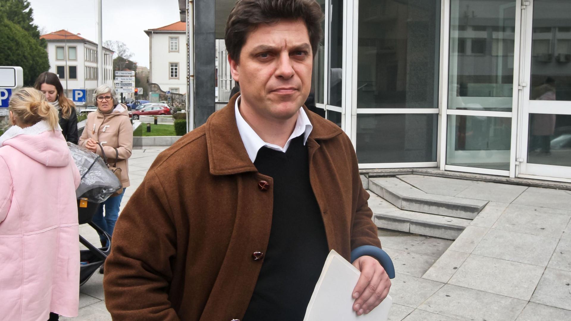 """Ex-adjunto de Gaia diz-se vítima de """"tentativa de assassinato de caráter"""""""