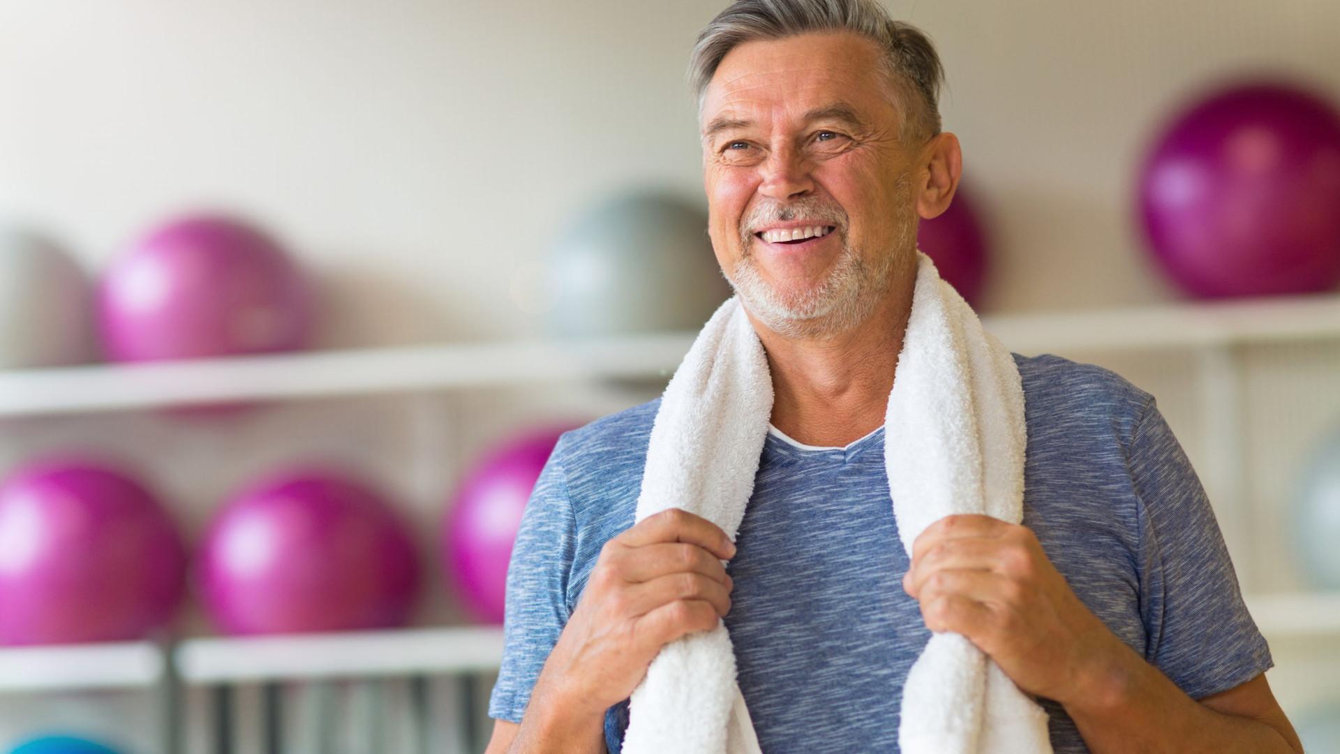 O exercício físico traz benefícios… ao seu vocabulário