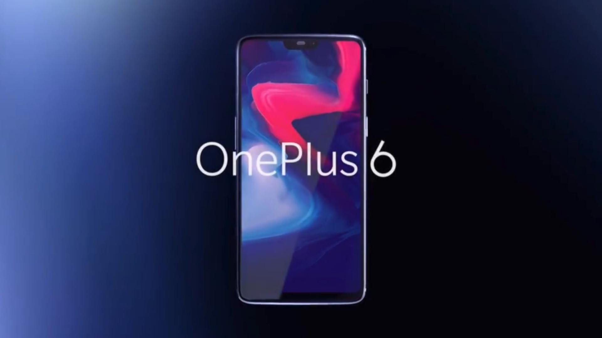 Eis o OnePlus 6, a proposta da marca chinesa para 2018