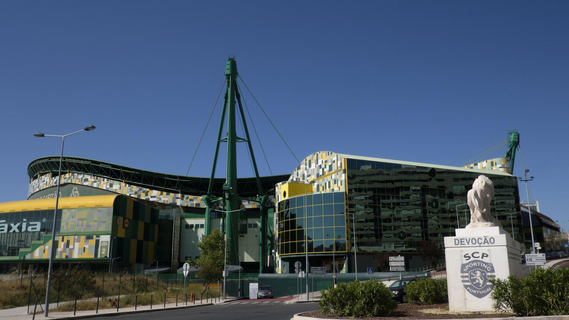 """Pedido de insolvência da SAD do Sporting """"resolvido"""" por desistência"""
