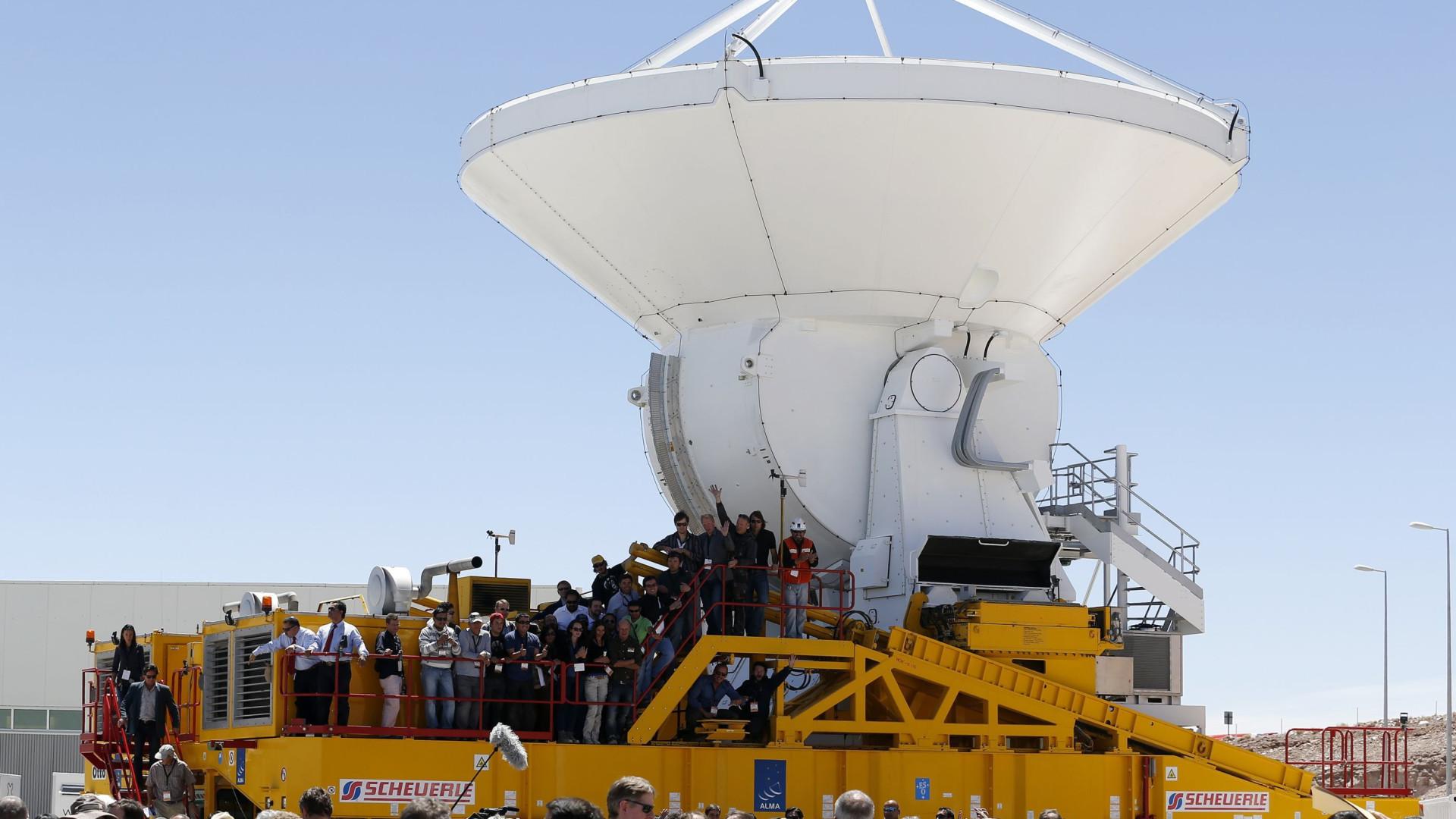 Astrónomos detetam os traços de oxigénio mais distantes do Universo