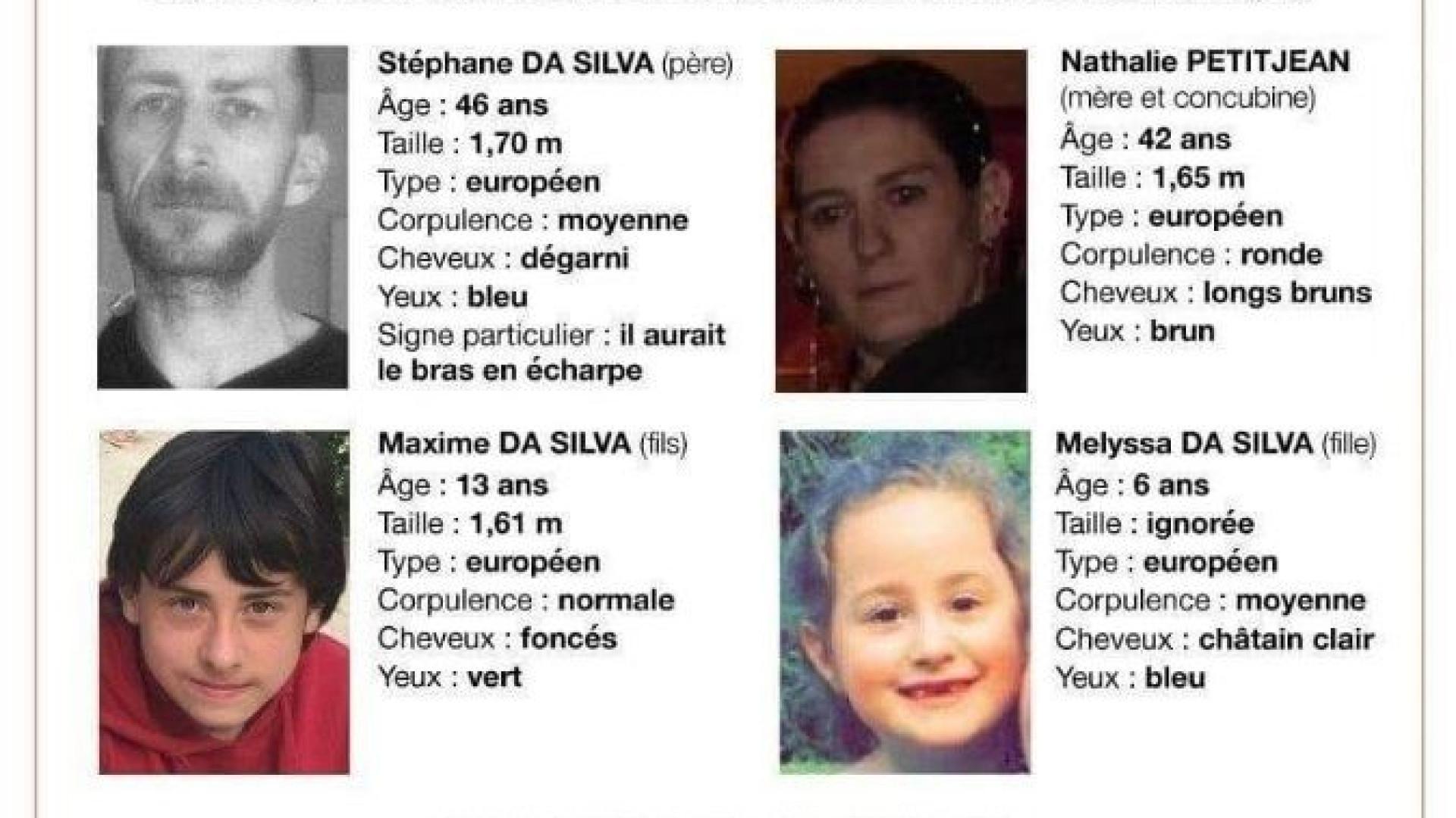 O misterioso desaparecimento de uma família em França