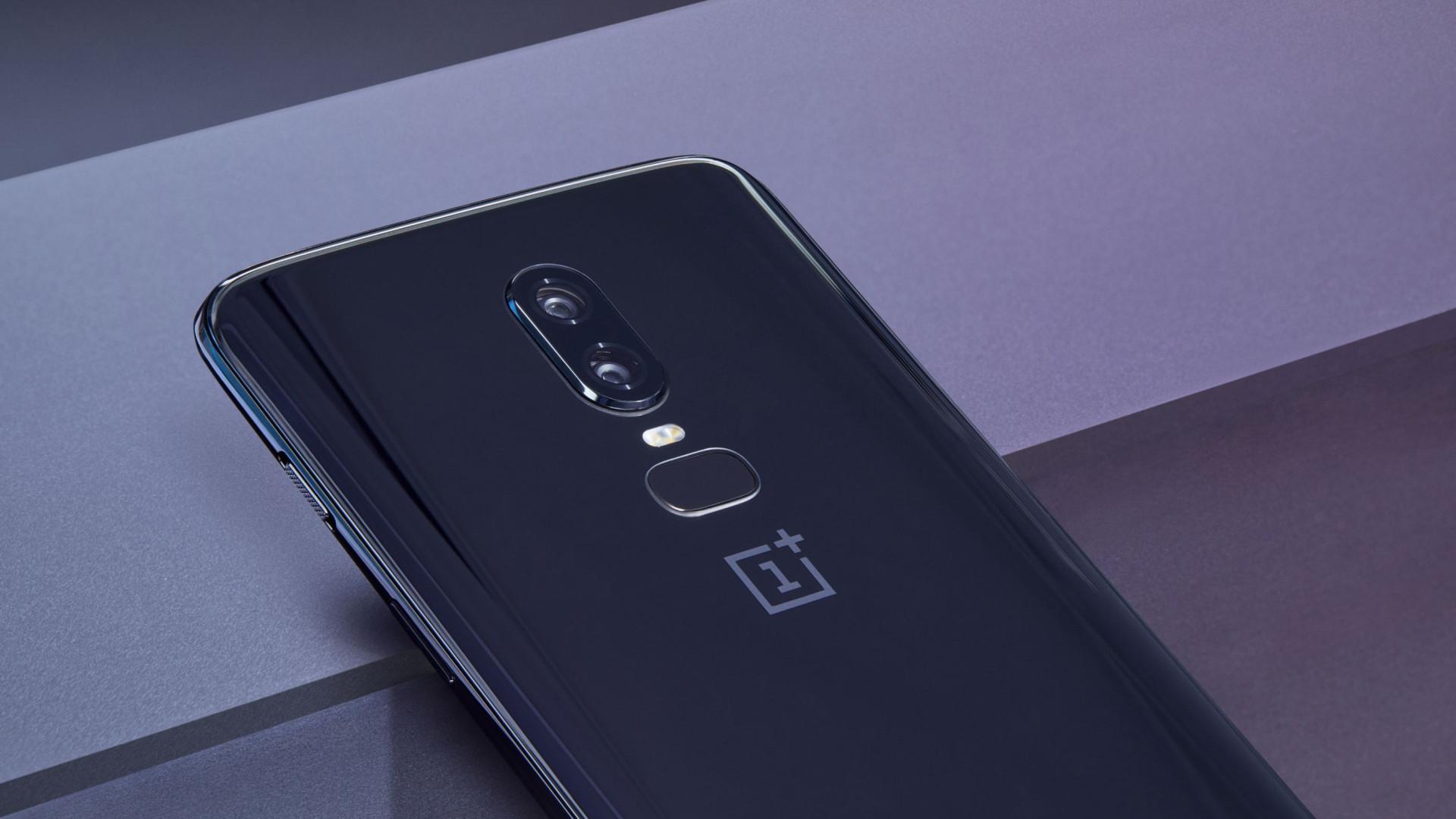 OnePlus admite corrigir problema de câmara do OnePlus 6