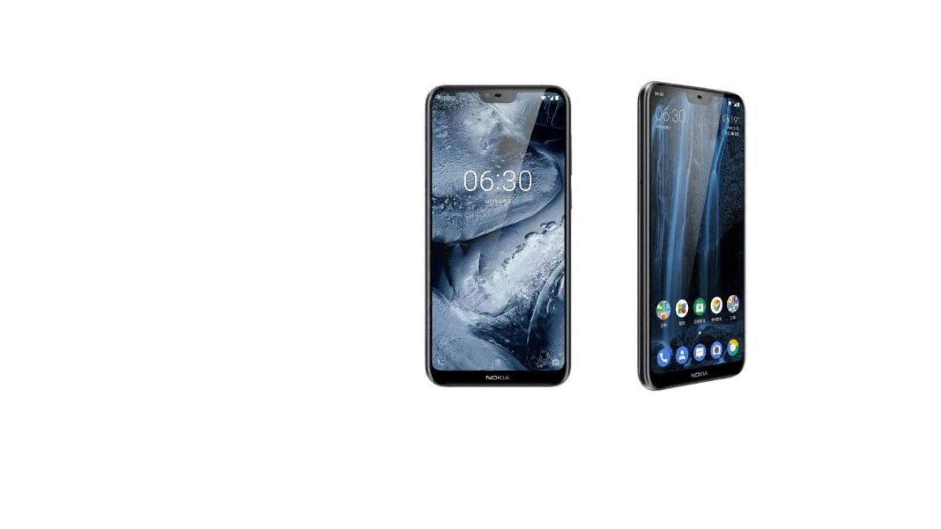 HMD lança o Nokia X6 mostrando tudo sobre seu novo intermediário