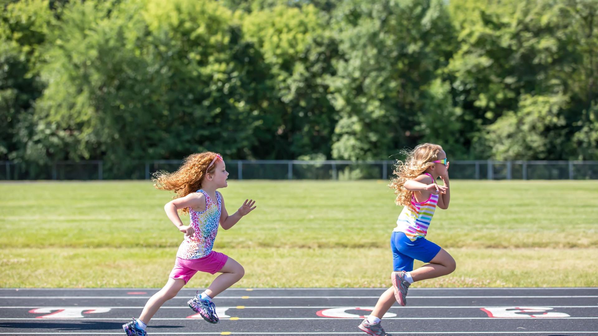 Estereótipos de género no desporto estão presentes logo na primária