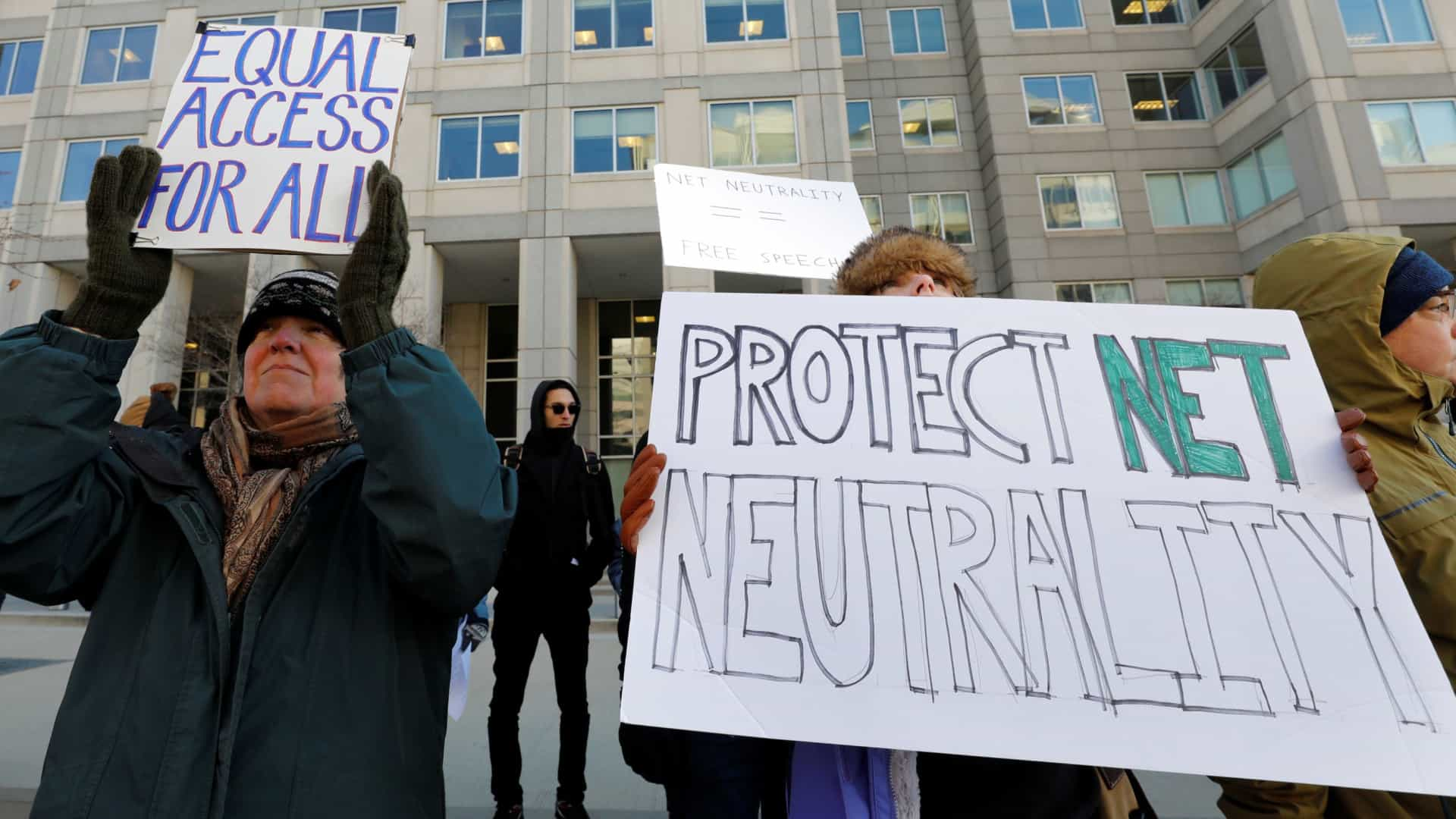 EUA voltam a aplicar proteções de neutralidade na internet