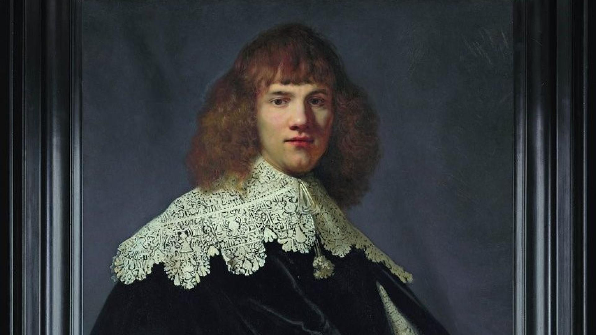 Negociador de arte descobre o primeiro Rembrandt 'novo' em 44 anos