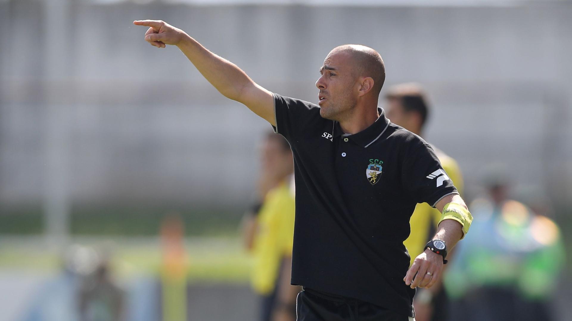 """Treinador do Farense garante equipa preparada para """"jogo de 180 minutos"""""""