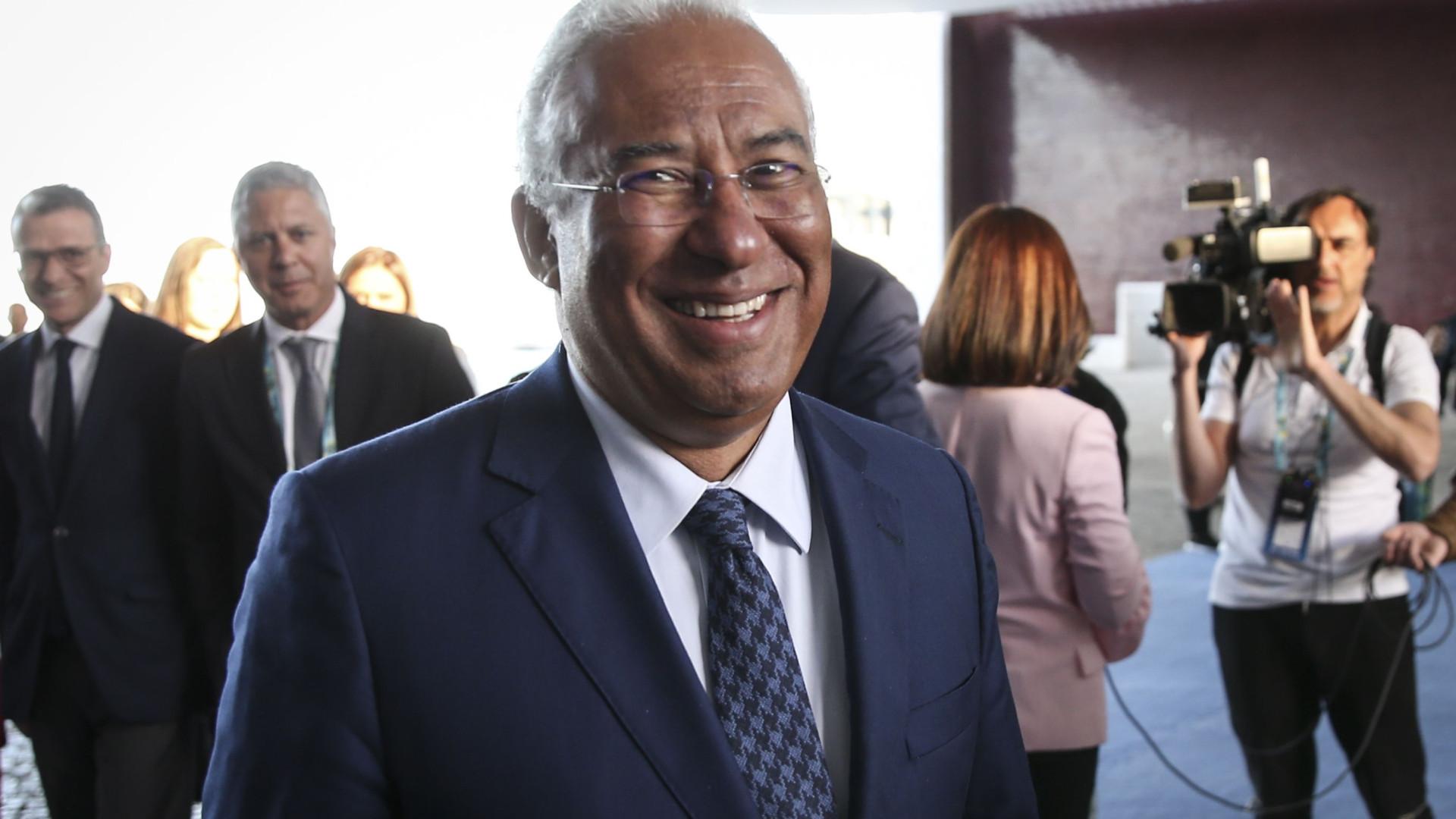 António Costa felicita bispo de Leiria-Fátima pela nomeação como cardeal